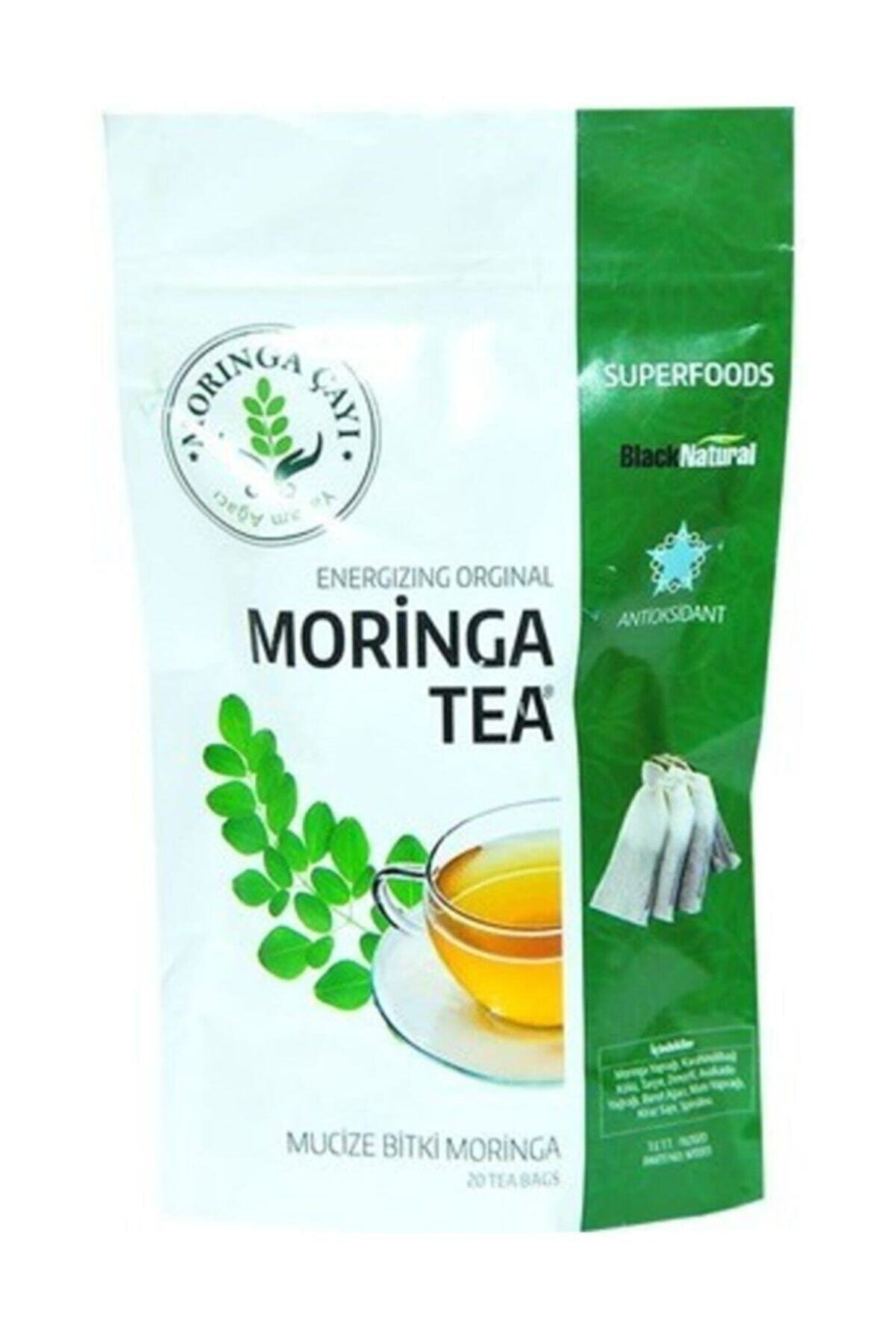 MORIA Moringa Çay (Moringa Çayı) 20 Süzen Poşet
