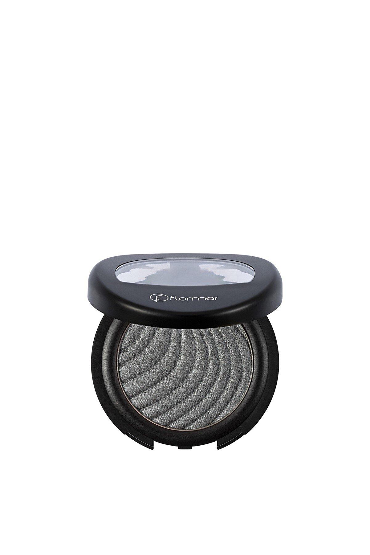Flormar Göz Farı - Mono Eyeshadow Satin Grey 4 g 8690604038503