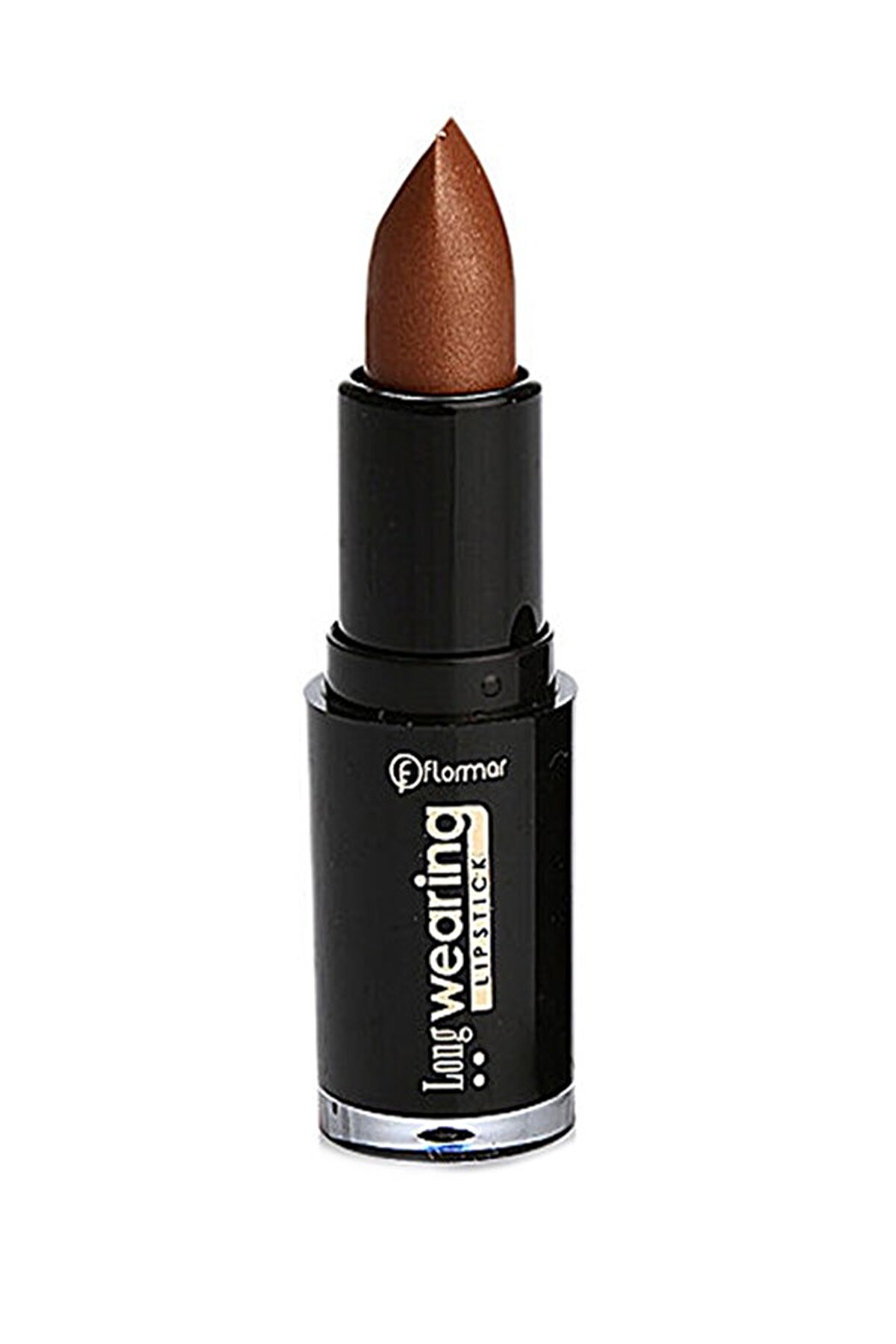 Flormar Ruj - Long Wearing Lipstick L026 Ideal Gold 8690604138296
