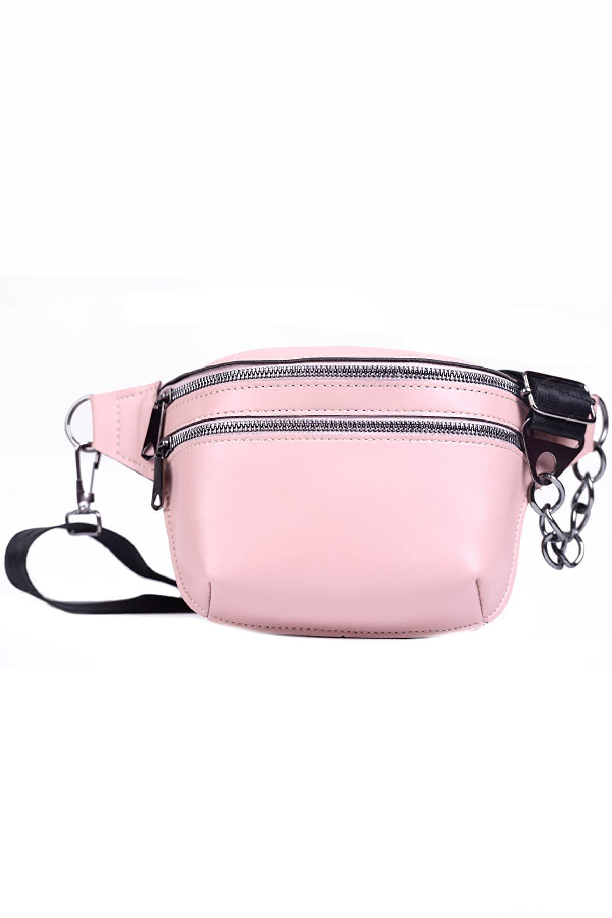 Housebags Pudra Kadın Bel Çantası 148