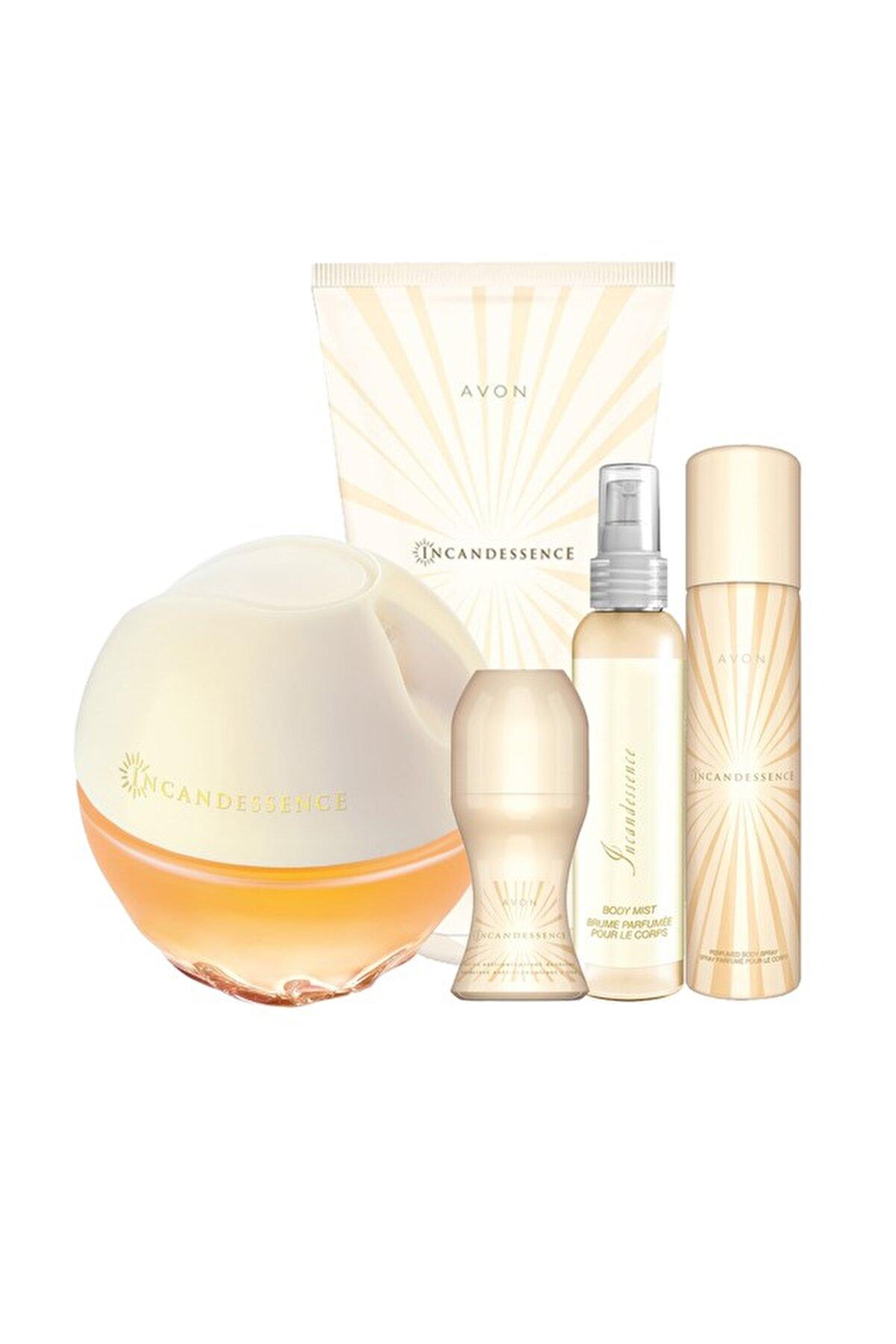 Avon Incandessence 5'li Kadın Parfüm Seti 8681298980018