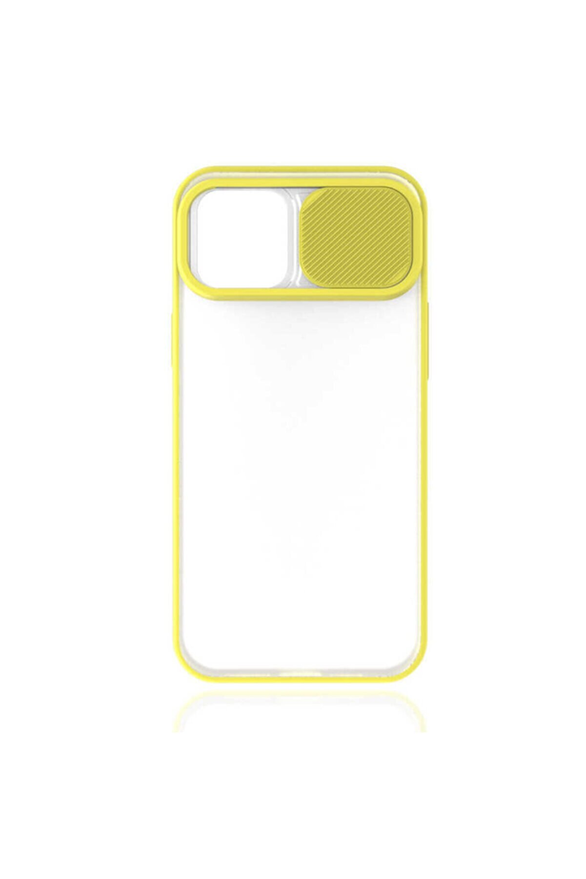 Zore Apple Iphone 12 Pro Max Uyumlu  Lensi Kapak