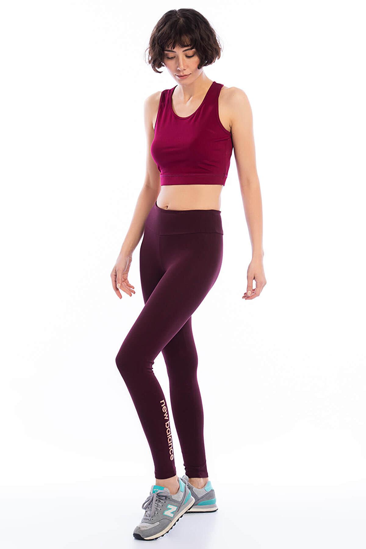 New Balance Kadın Tayt - V-WTP811-SED