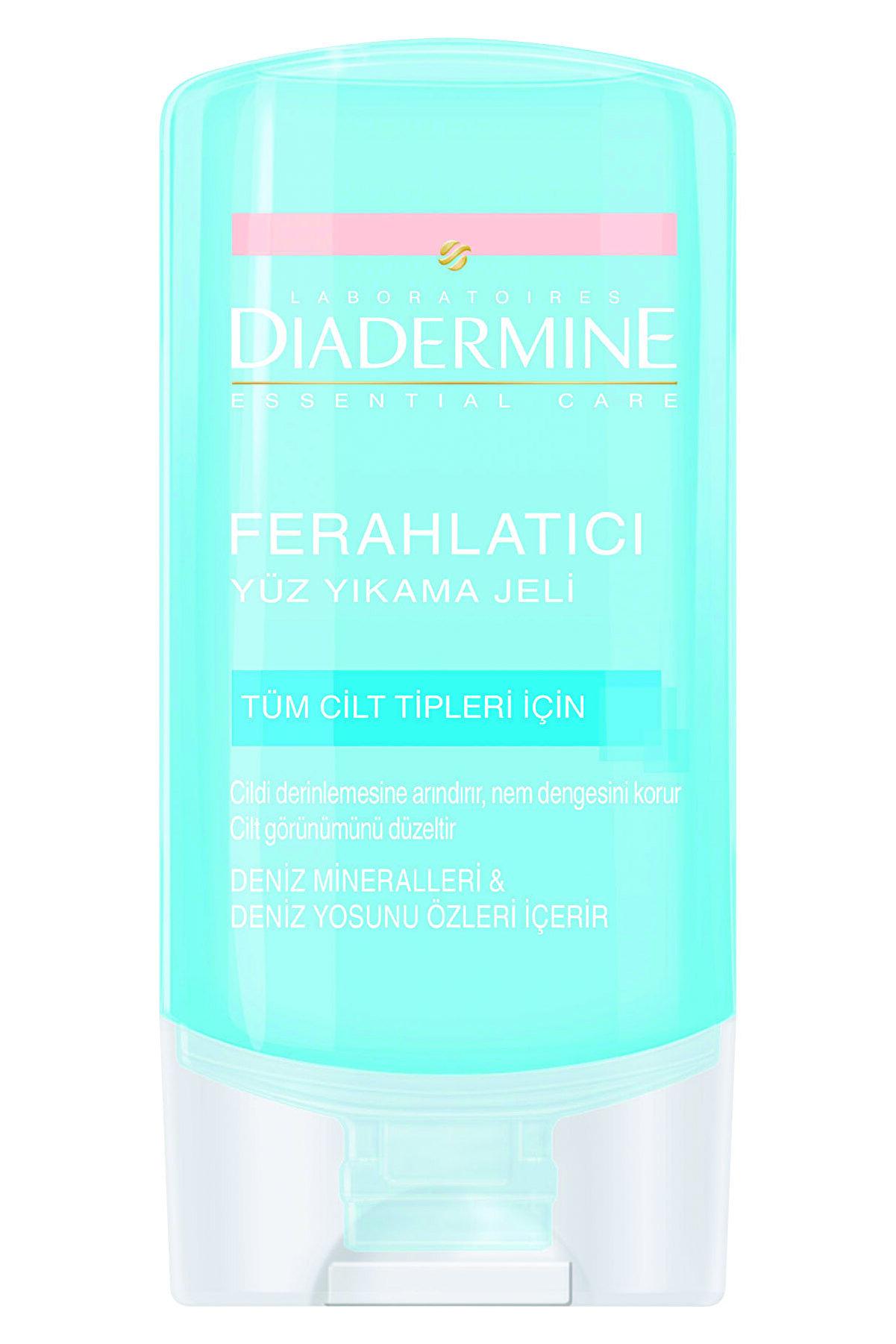 Diadermine Essentials Ferahlatıcı Yikama Jeli 150 ml