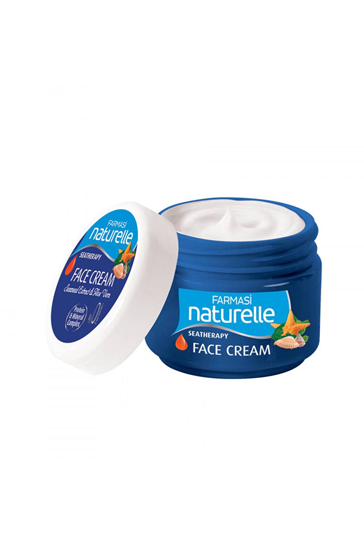Farmasi Naturelle Nemlendirici Yüz Kremi - Sea Therapy 110 ml 8690131107192