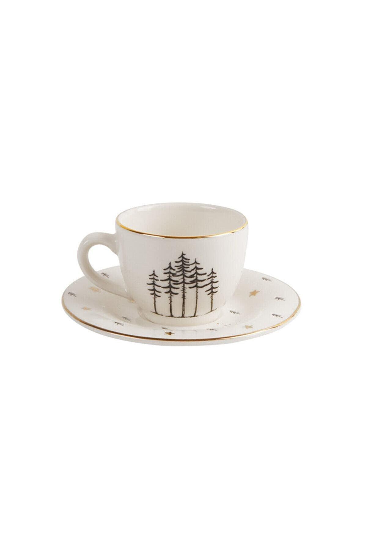 Porland Forest Kahve Fincanı