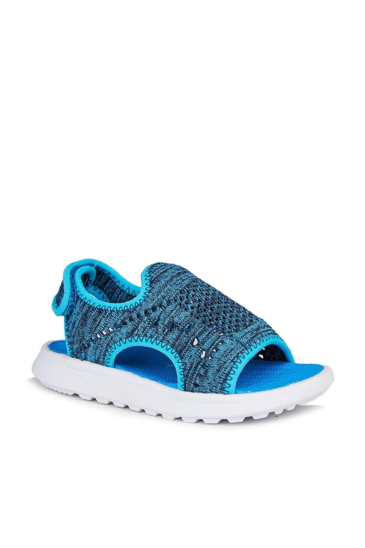 Vicco Macaron Hafif Erkek Çocuk Mavi Sandalet