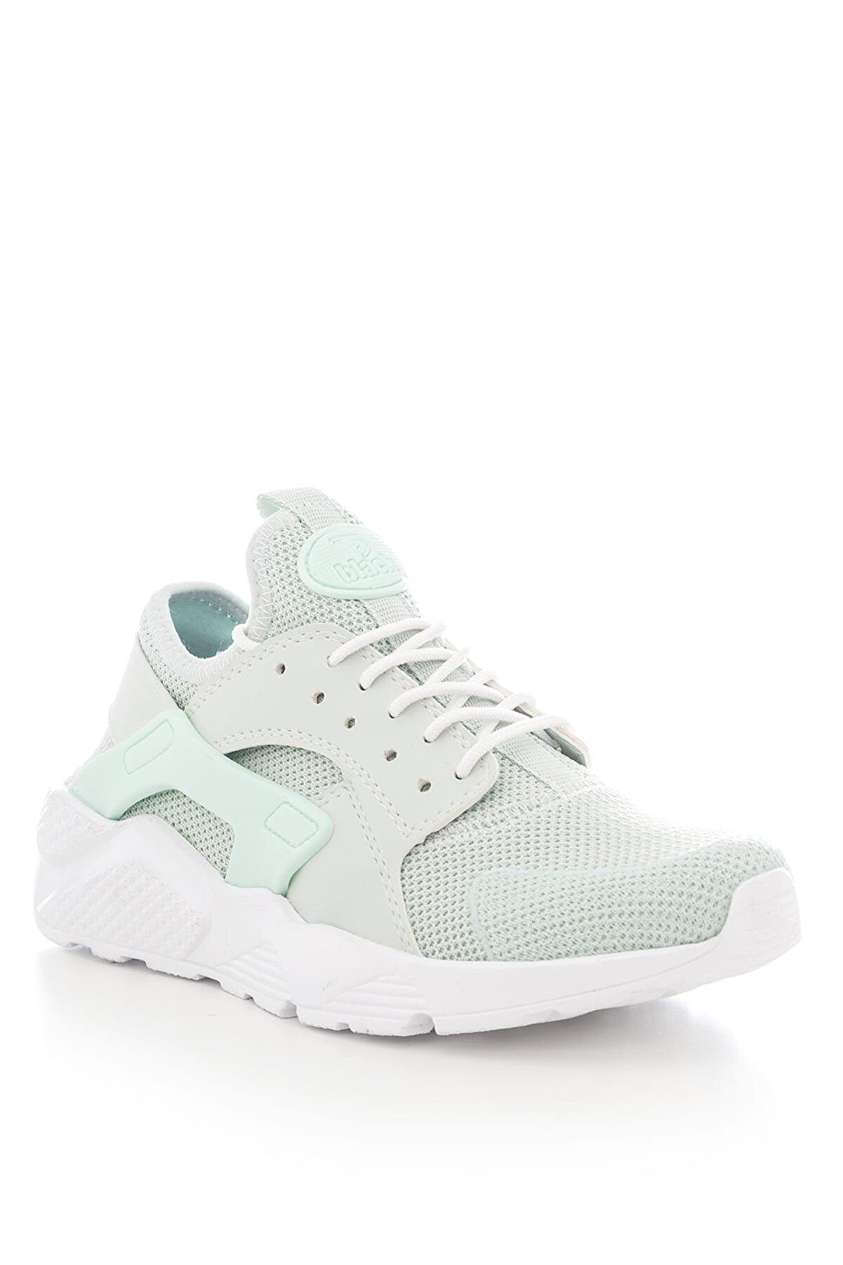 Tonny Black Su Yeşili Kadın  Sneaker HRC-Q-1