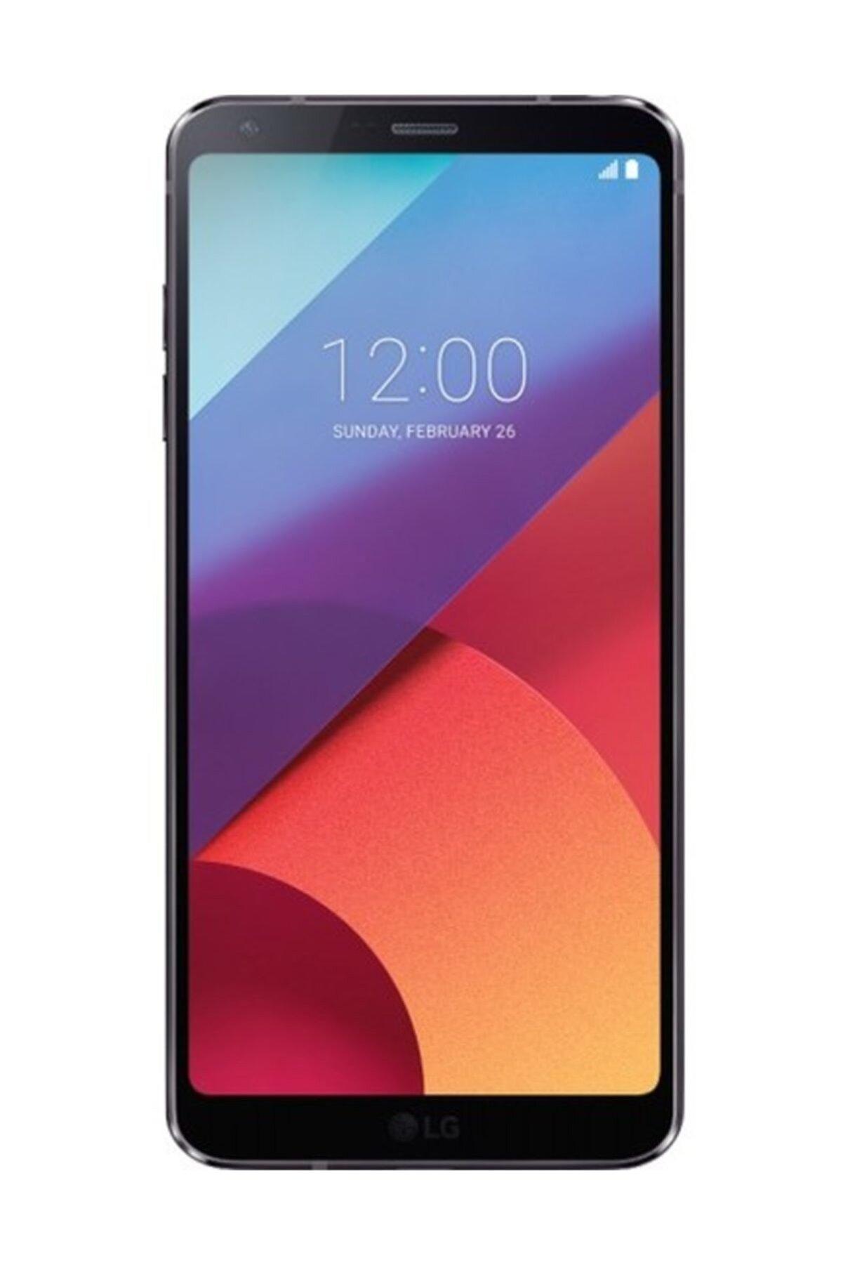 LG G6 (LG Türkiye Garantili) Siyah