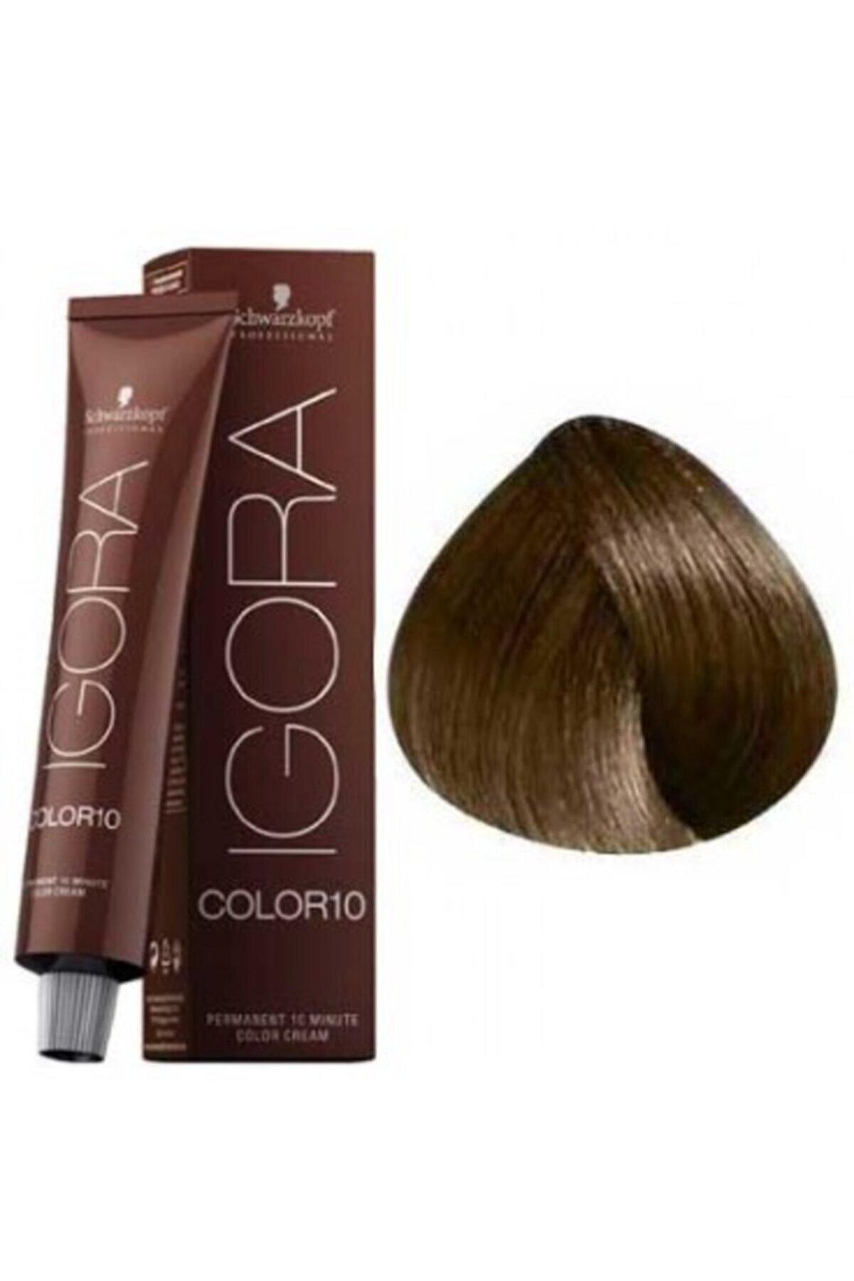 Igora Color 10 7-0 Orta Sarı (60ml)