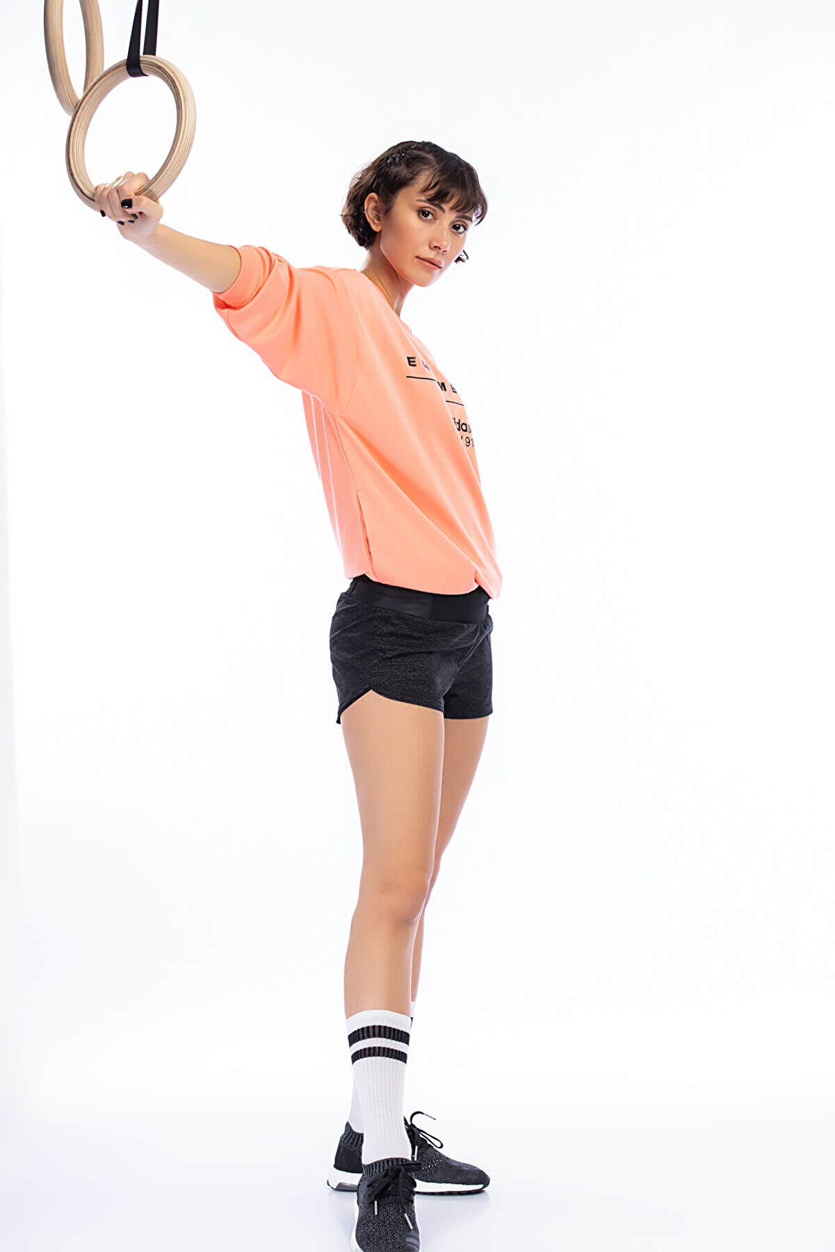 adidas Kadın Koşu Şort - Sn Glide Sho W - BP6755