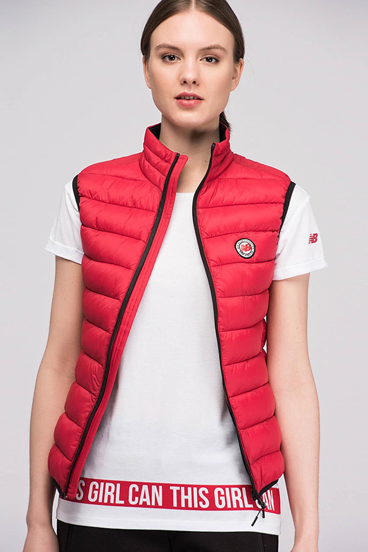New Balance Kadın Dış Giyim - WTV1804-CHR