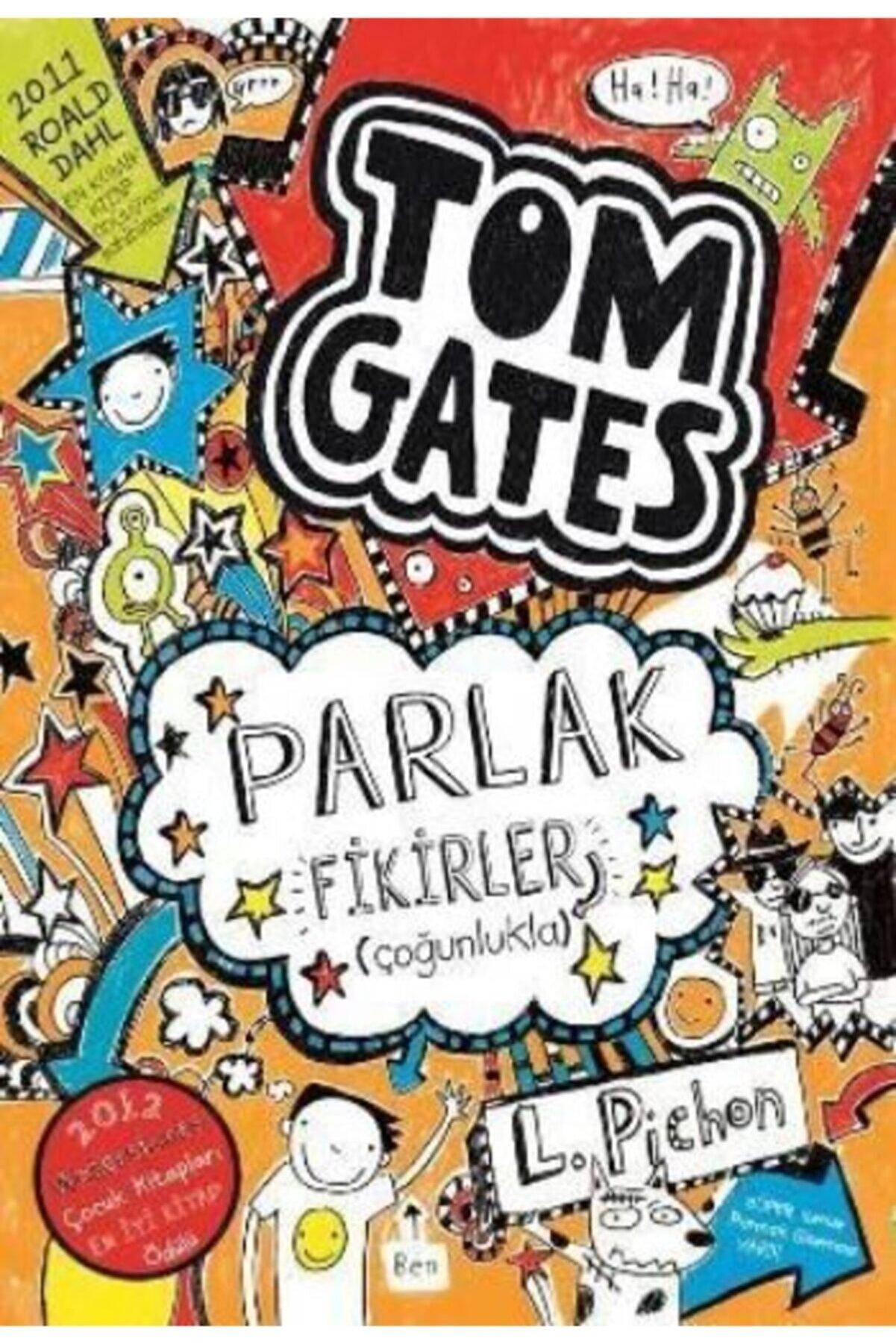 Tudem Yayınları Tom Gates Parlak Fikirler