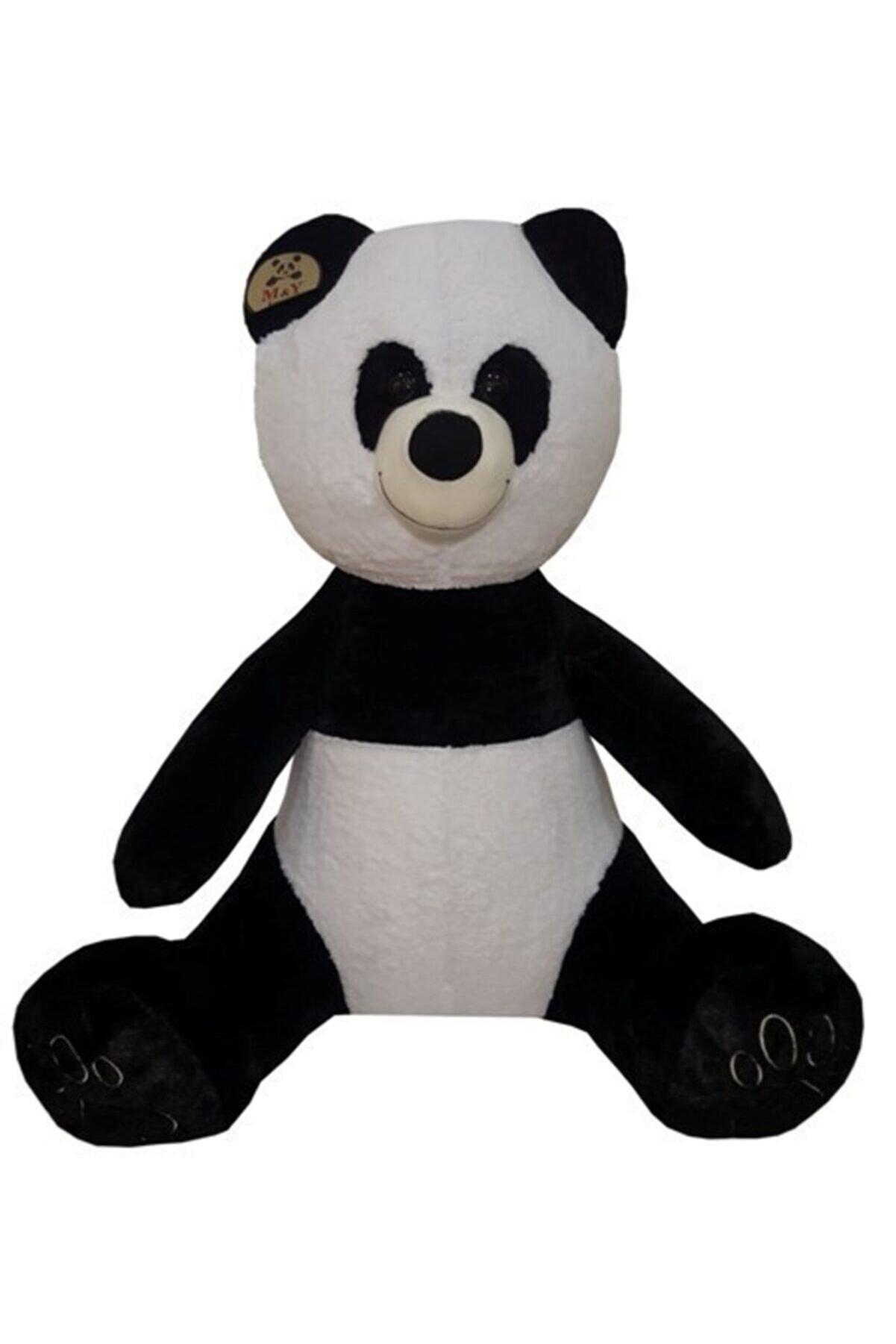 MY toys Unisex Siyah Panda 70 cm