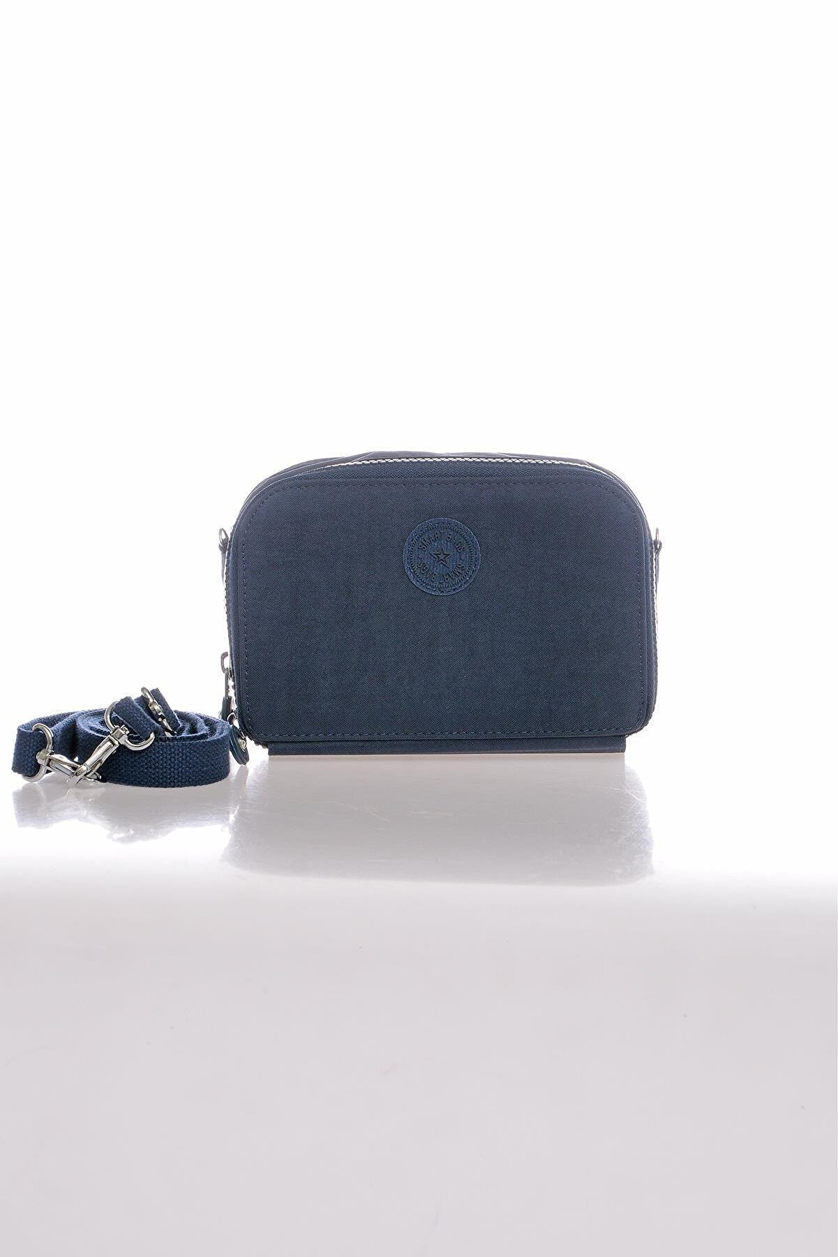 Smart Bags Kadın Lacivert Portföy