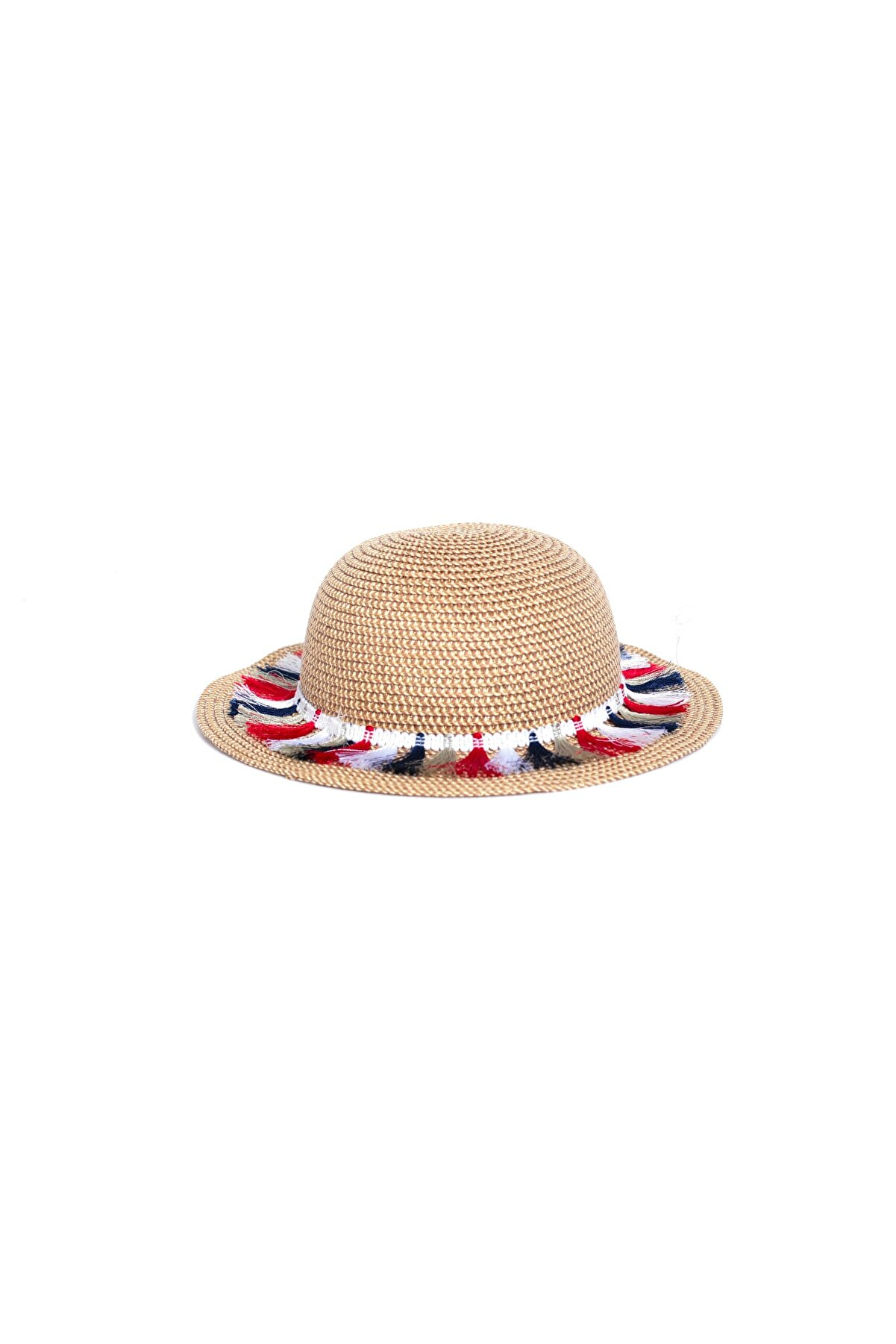 Kapin Kadın Örgü Hasır Şapka
