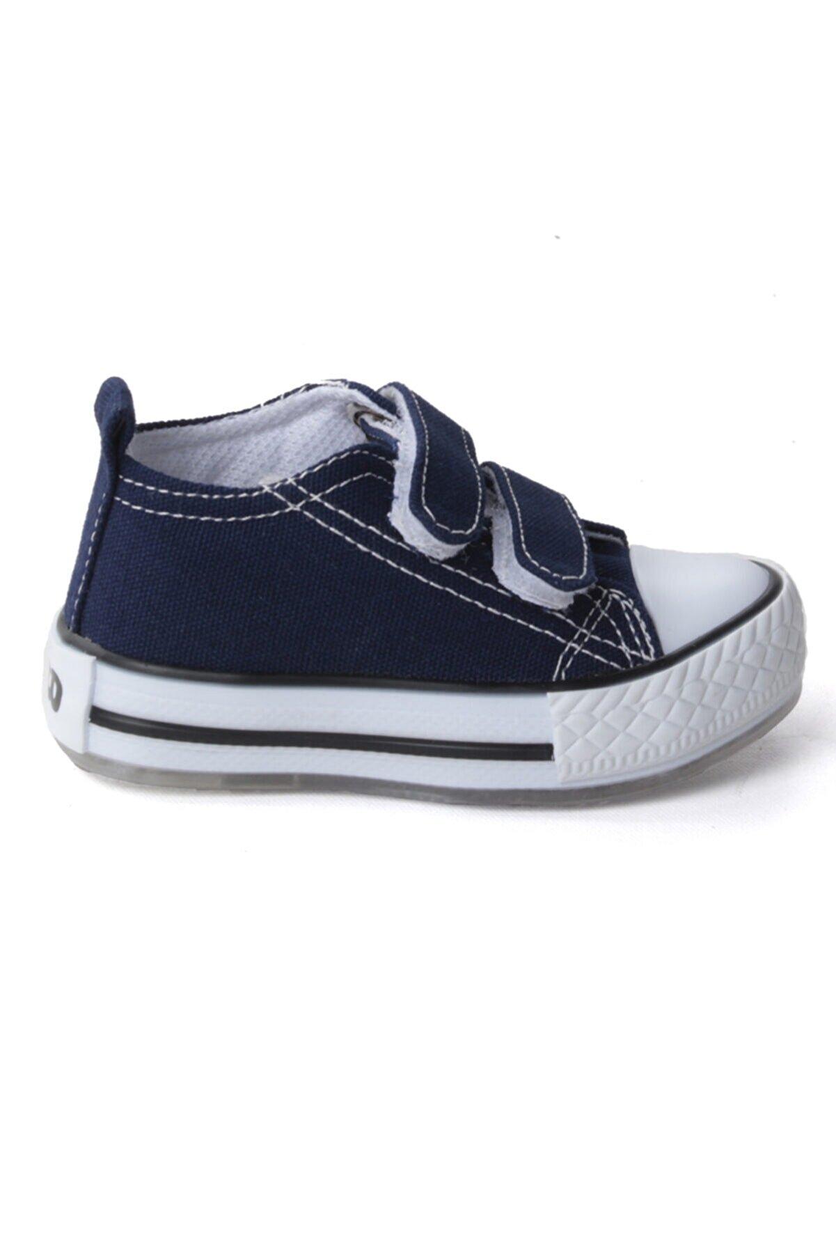 Vicco Günlük Işıklı Kız/erkek Çocuk Keten Ayakkabı