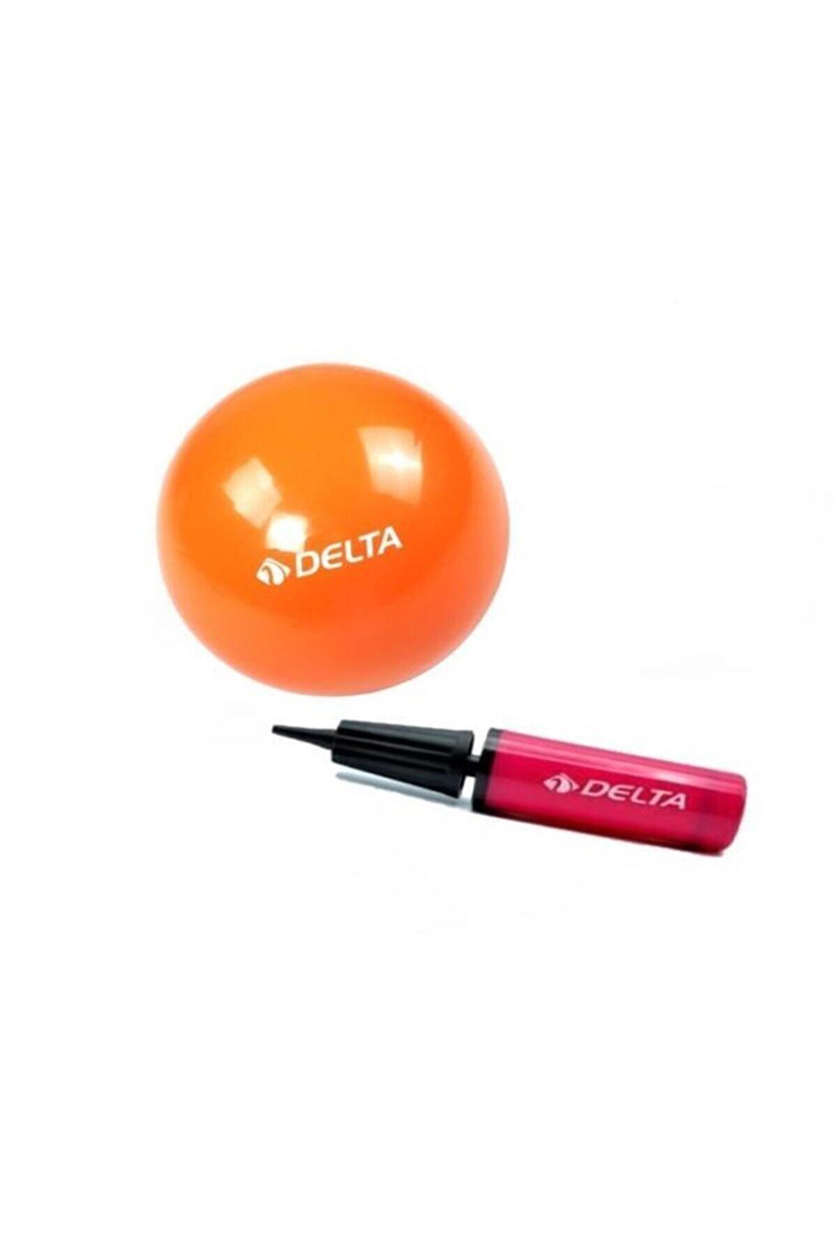 Delta 25 Cm Pilates Denge Egzersiz Topu + Pilates Topu Pompası
