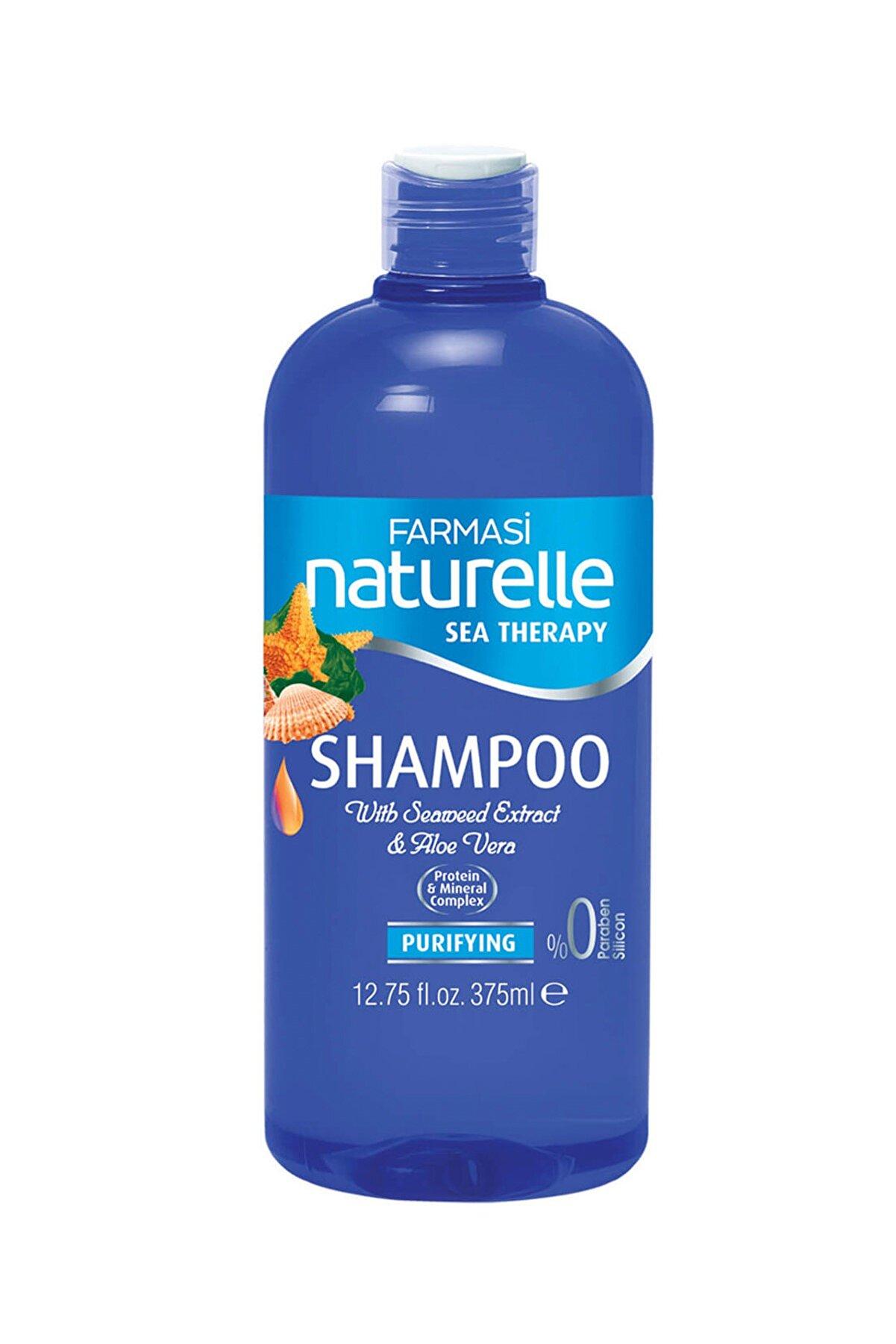 Farmasi Deniz Mineralli Arındırıcı Şampuan 375 ml 8690131100469