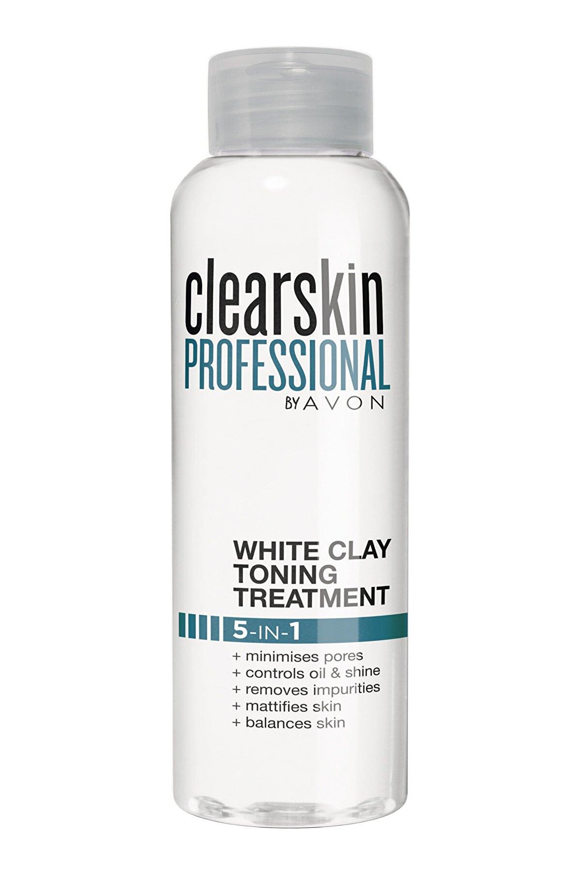 Avon Clearskin Professional Beyaz Kil İçeren Tonik 100 ml 5050136092559