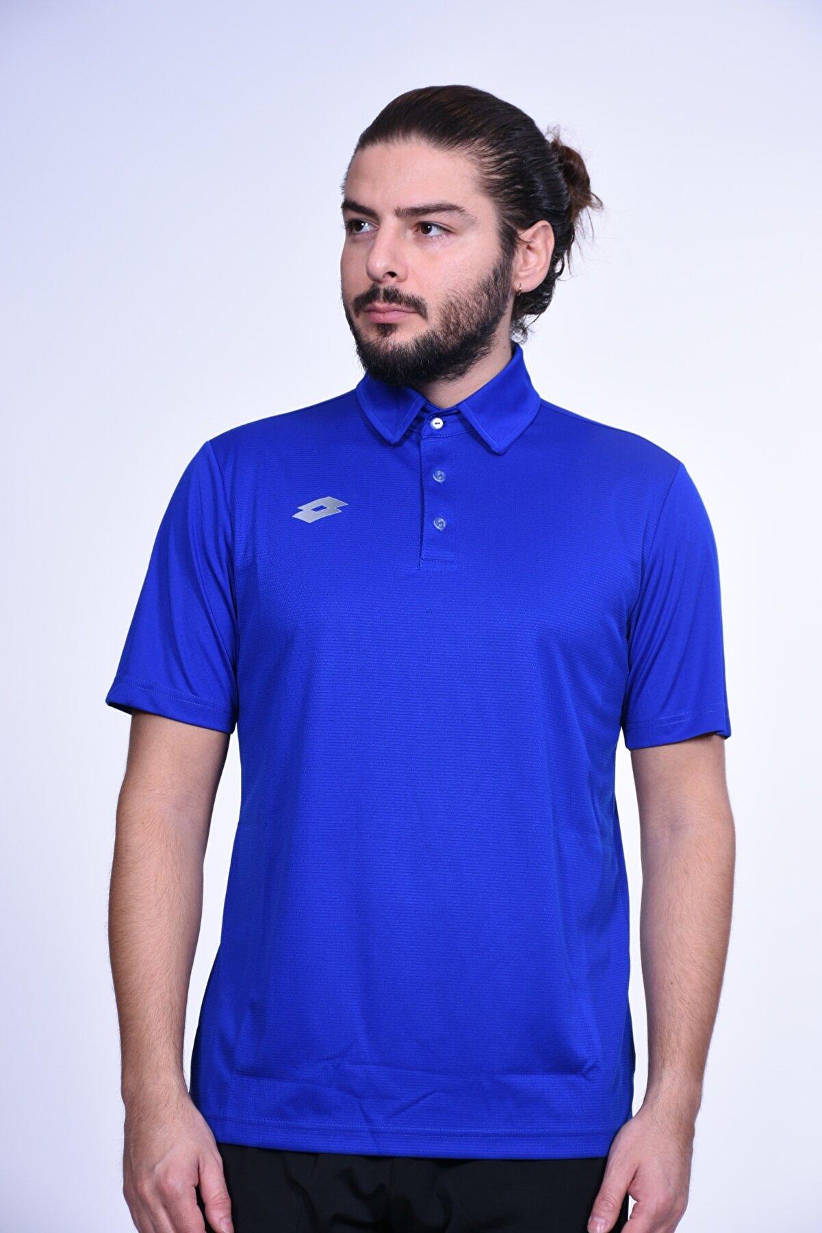 Lotto Erkek Polo Yaka T-shirt - Polo Mlt Pl Xıı - R8256