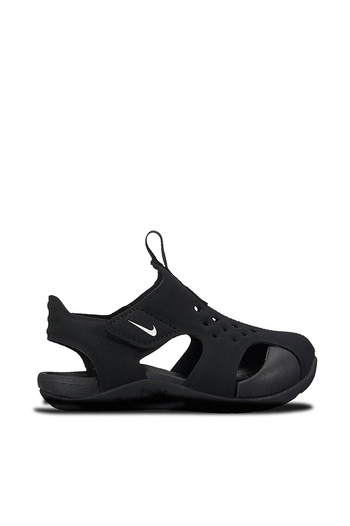 Nike Siyah 943827-001 Sunray Protect 2 Havuz Deniz Bebek Sandalet