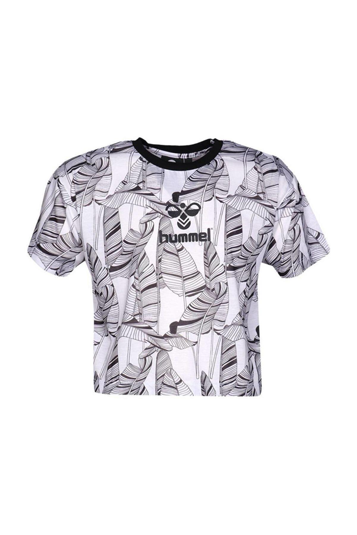 HUMMEL Agustına Kısa Kollu Tişört