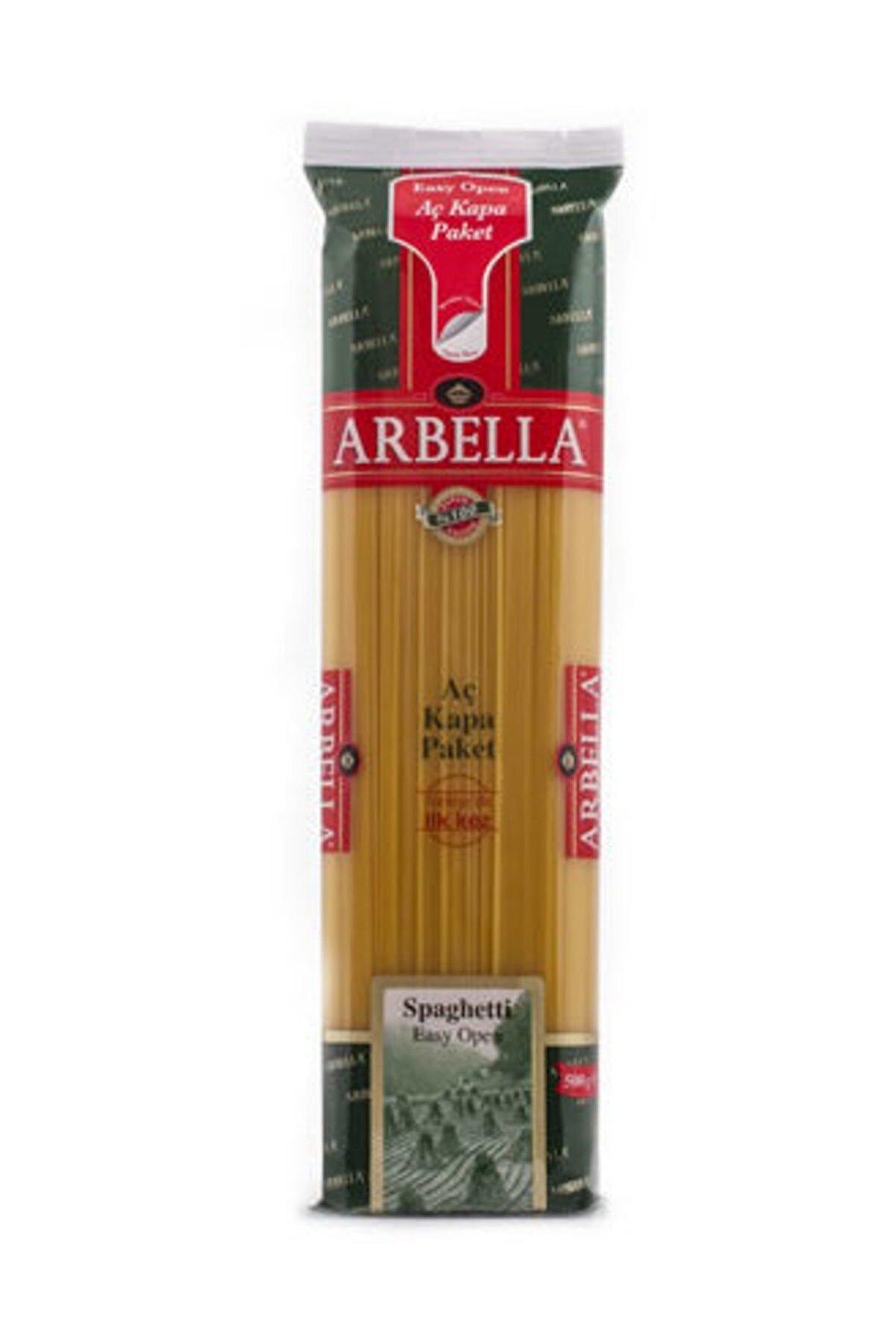 Arbella Arbella Spaghetti Makarna 500 G