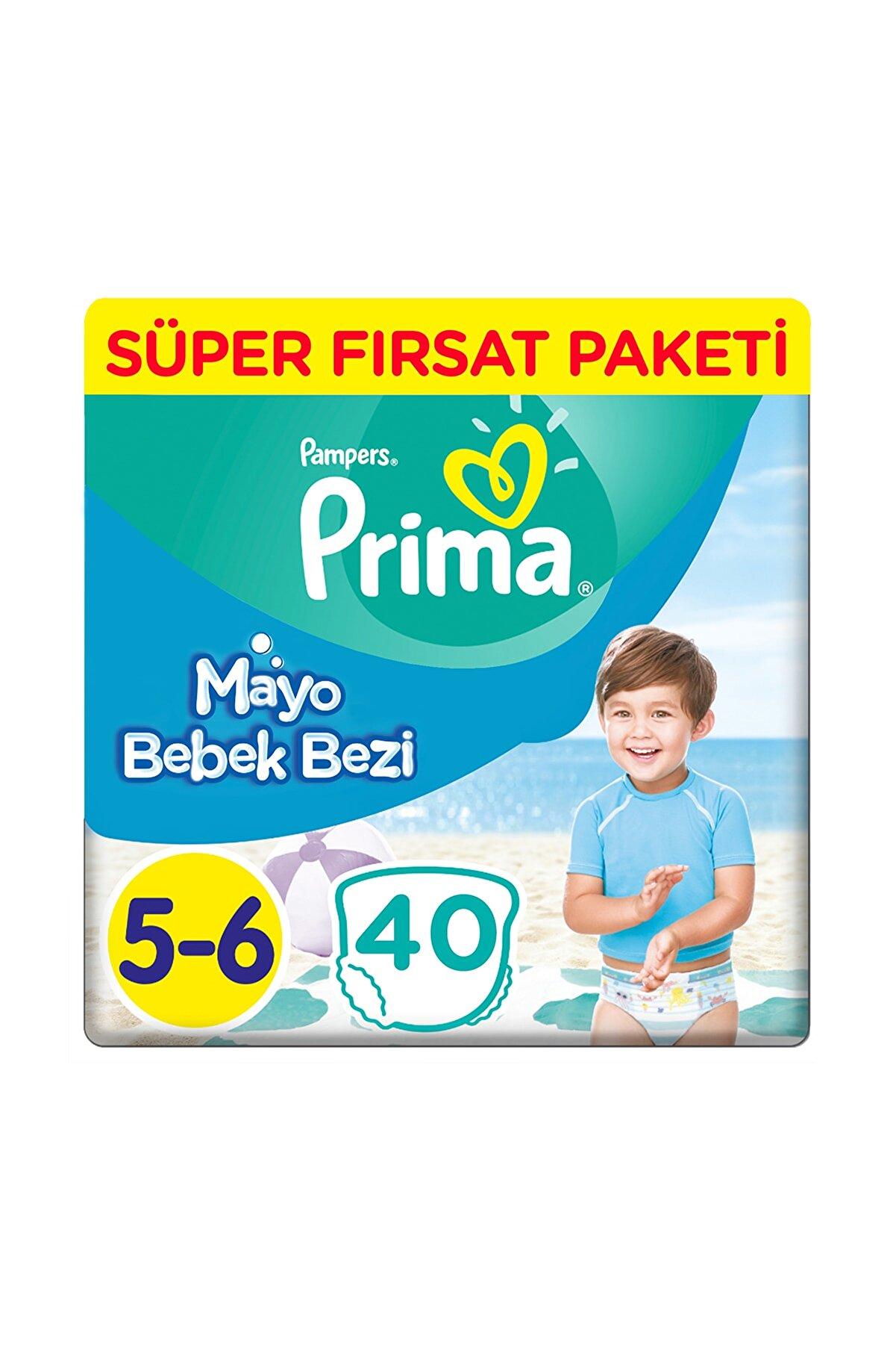 Prima Mayo Bebek Bezi 5 Beden Junior 40 Adet