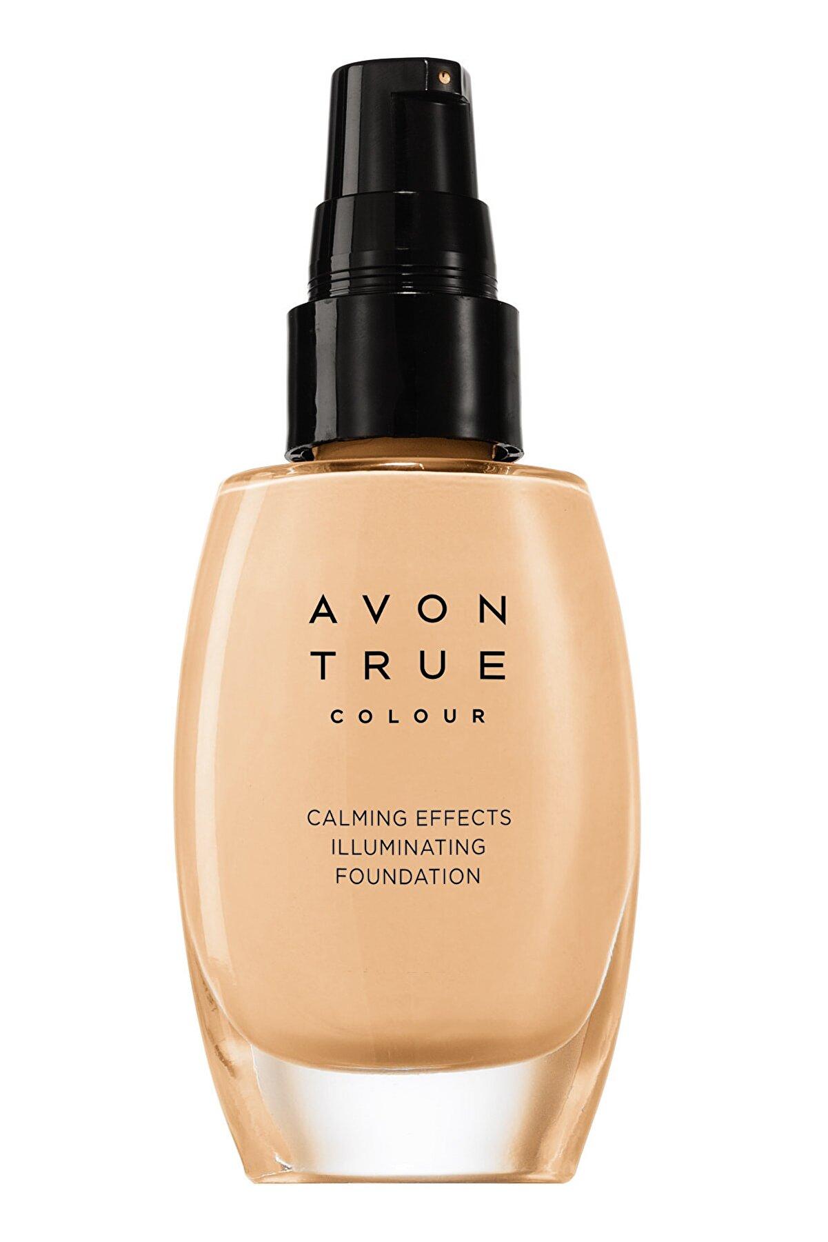 Avon Işıltı Veren Fondöten - Calming Effects Illuminating Foundation Ivory 30 ml 8681298930303