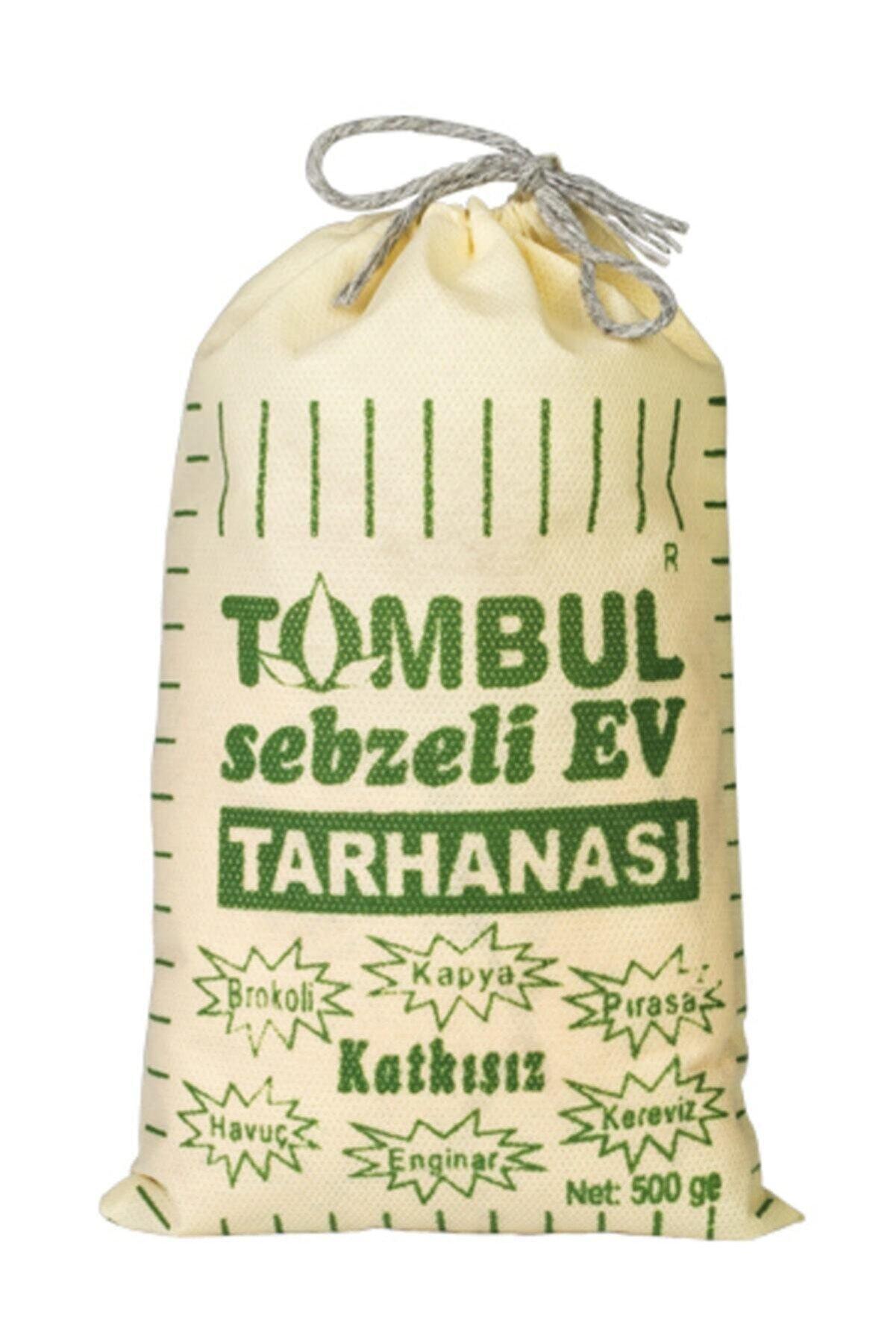 Tombul Tarhana Tombul Katkısız Ev Tarhanası 500 gr - Sebzeli