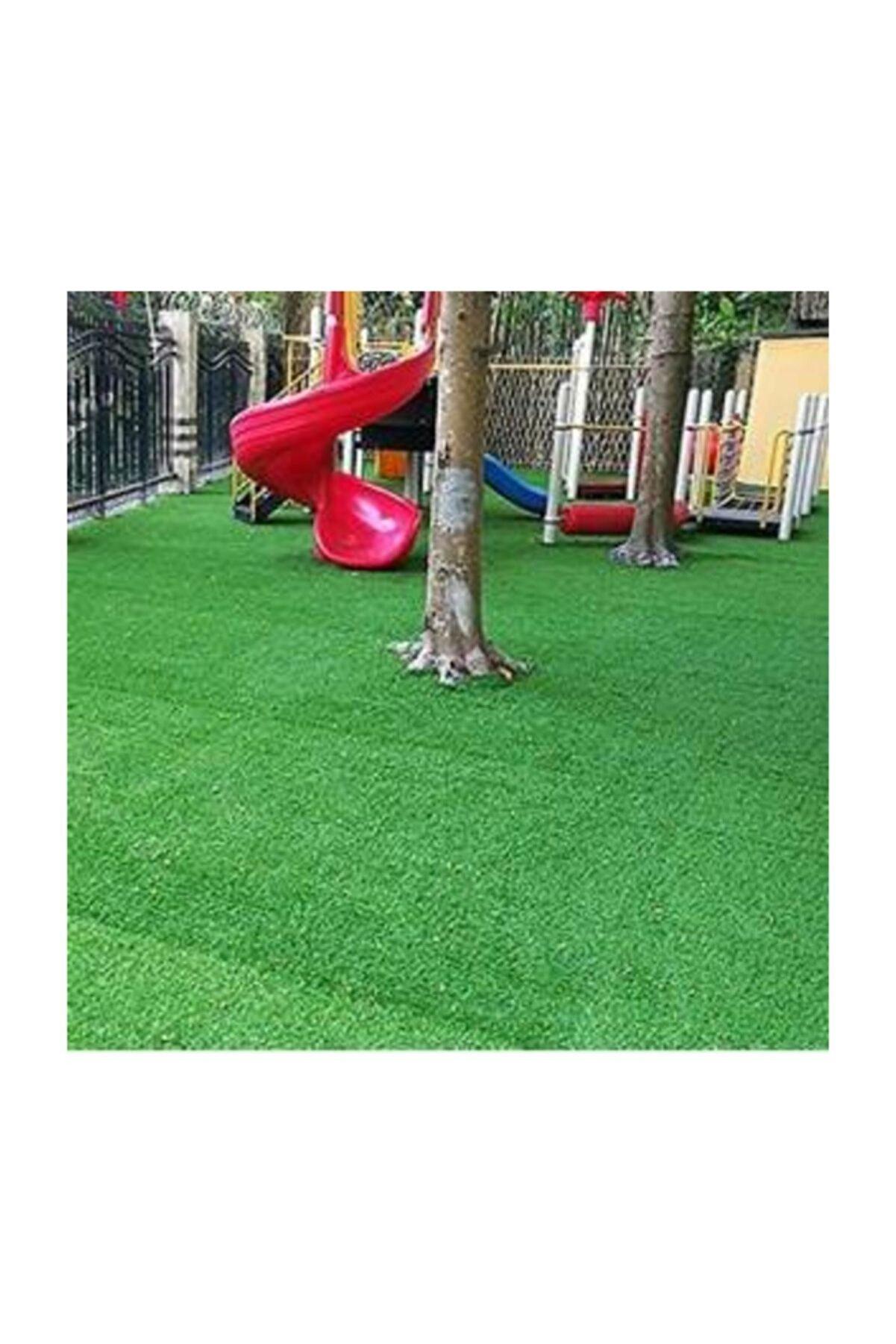 Özel Yapım Çim Halı 2m X 10m Yapay Çim Halı 7 mm