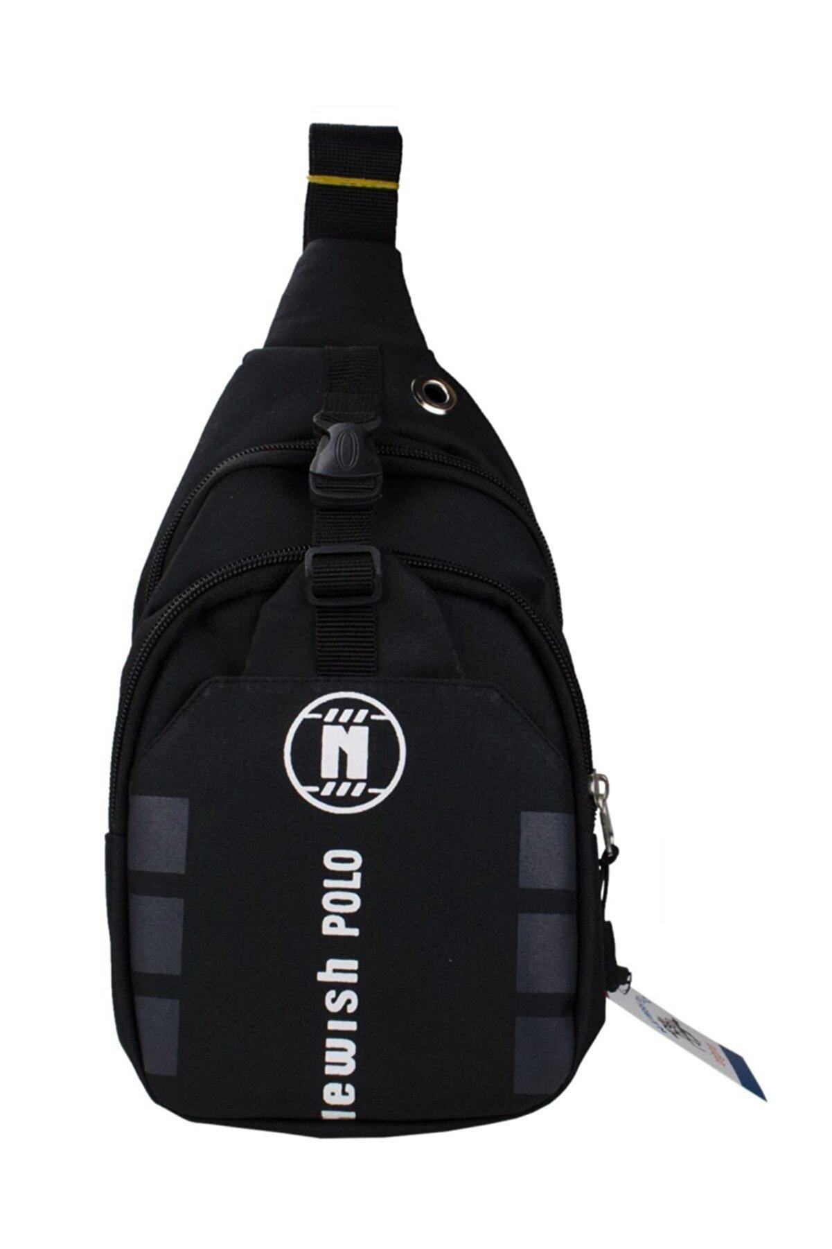 CİHAN Newish Polo Body Bag Çapraz Çanta Waterproof