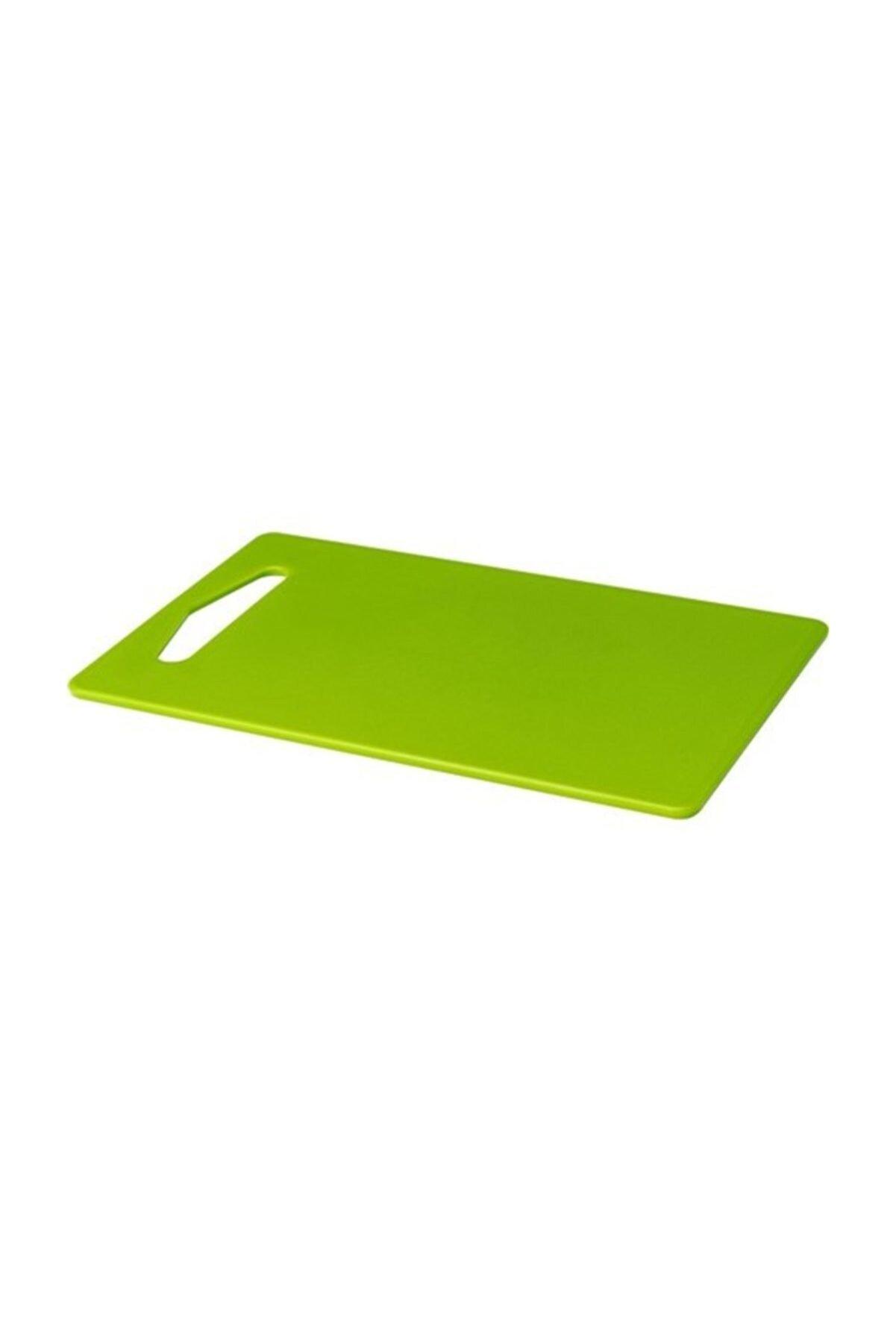IKEA Hopplös Plastik Yeşil Kesme Tahtası 15x24 cm