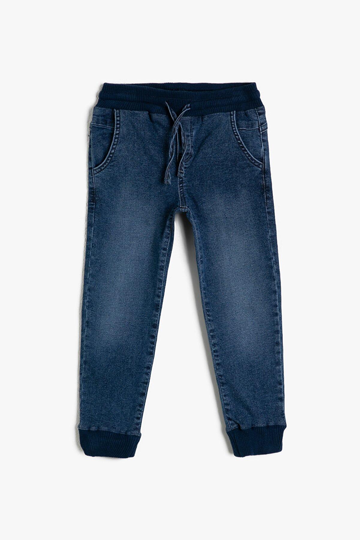 Koton Erkek Çocuk Dark Indigo Jean