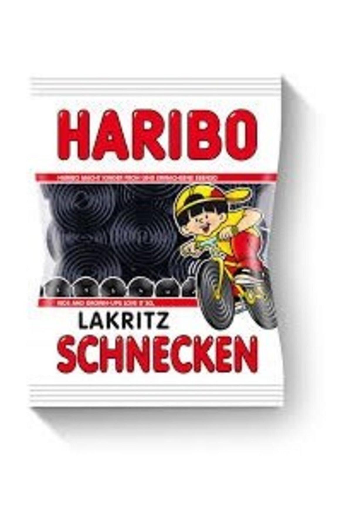 Haribo Harıbo Lakrıtz Schnecken 200 Gr