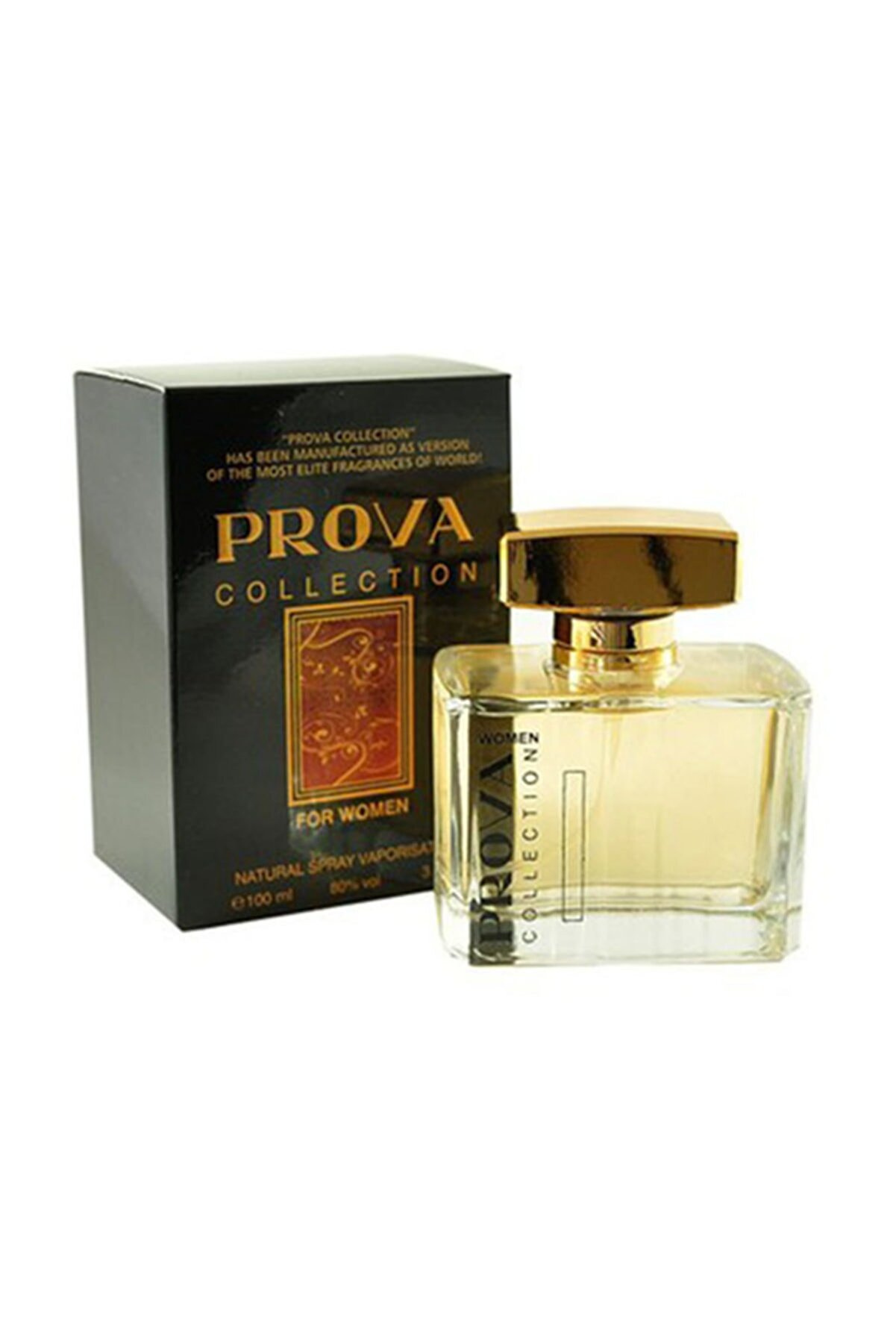 prova Collection Belsa Edt 100 Ml Kadın Parfüm