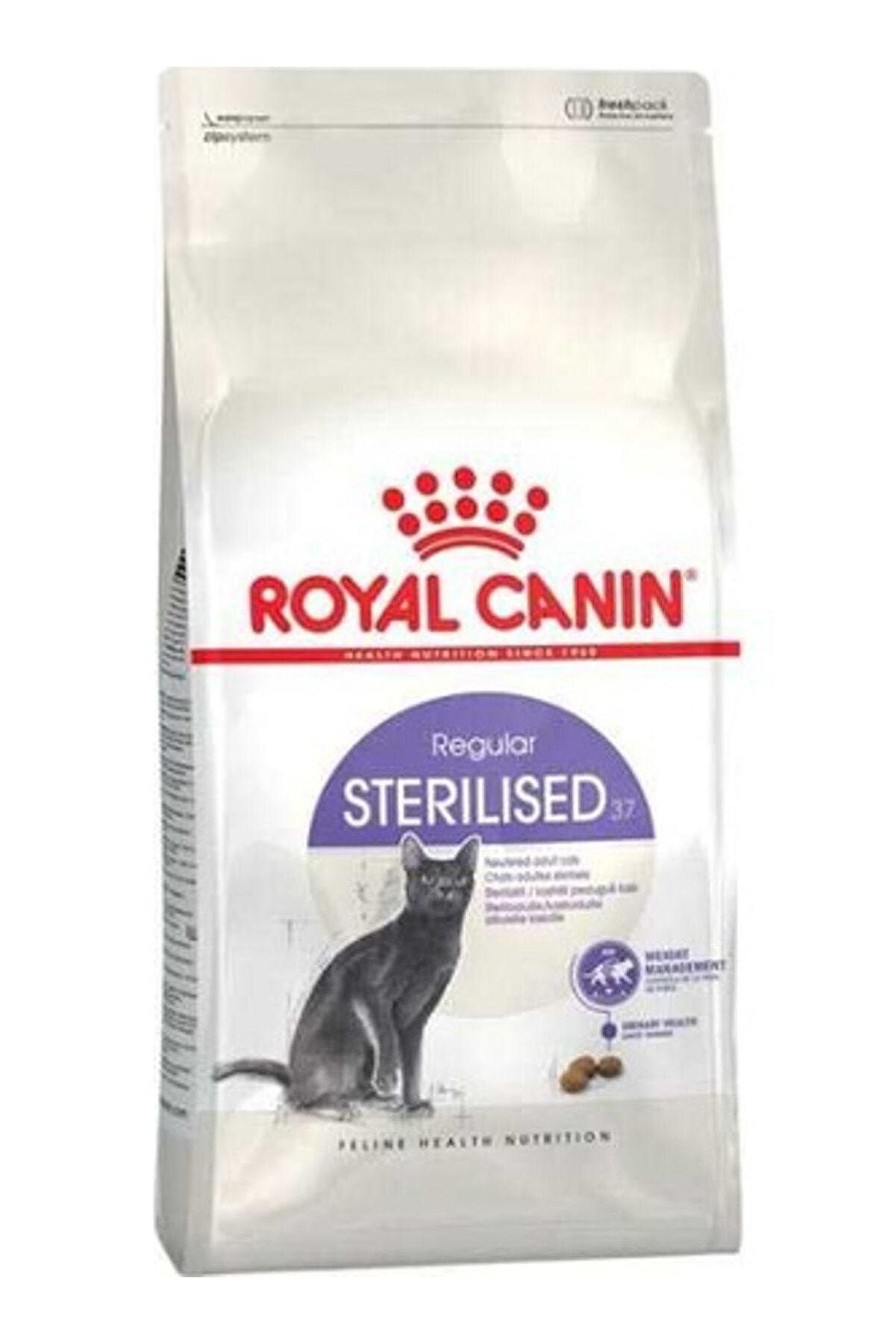 Royal Canin Fhn Sterilised 37 Kısırlaştırılmış Kedi Maması 4 kg PTANNA251100066