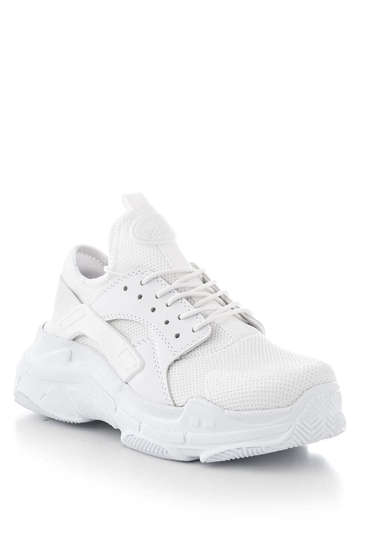 Tonny Black Beyaz Unisex Sneaker MLZ-0