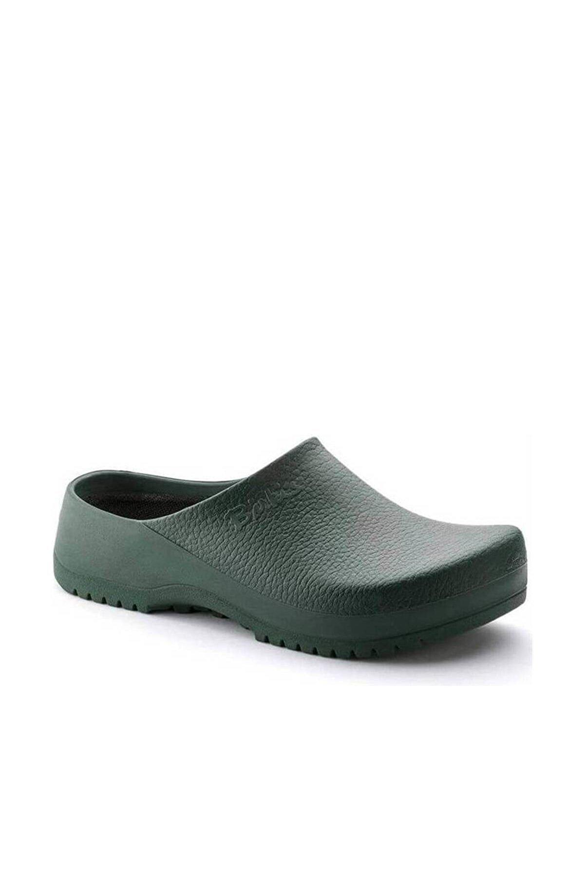 Birkenstock Superbırkı Yeşil Terlik 00068051