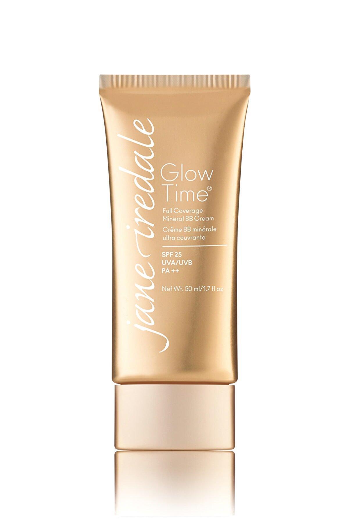 Jane Iredale Glow Time Mineral BB Cream 50ml SPF 25 BB6 Light to Medium (orta açık)