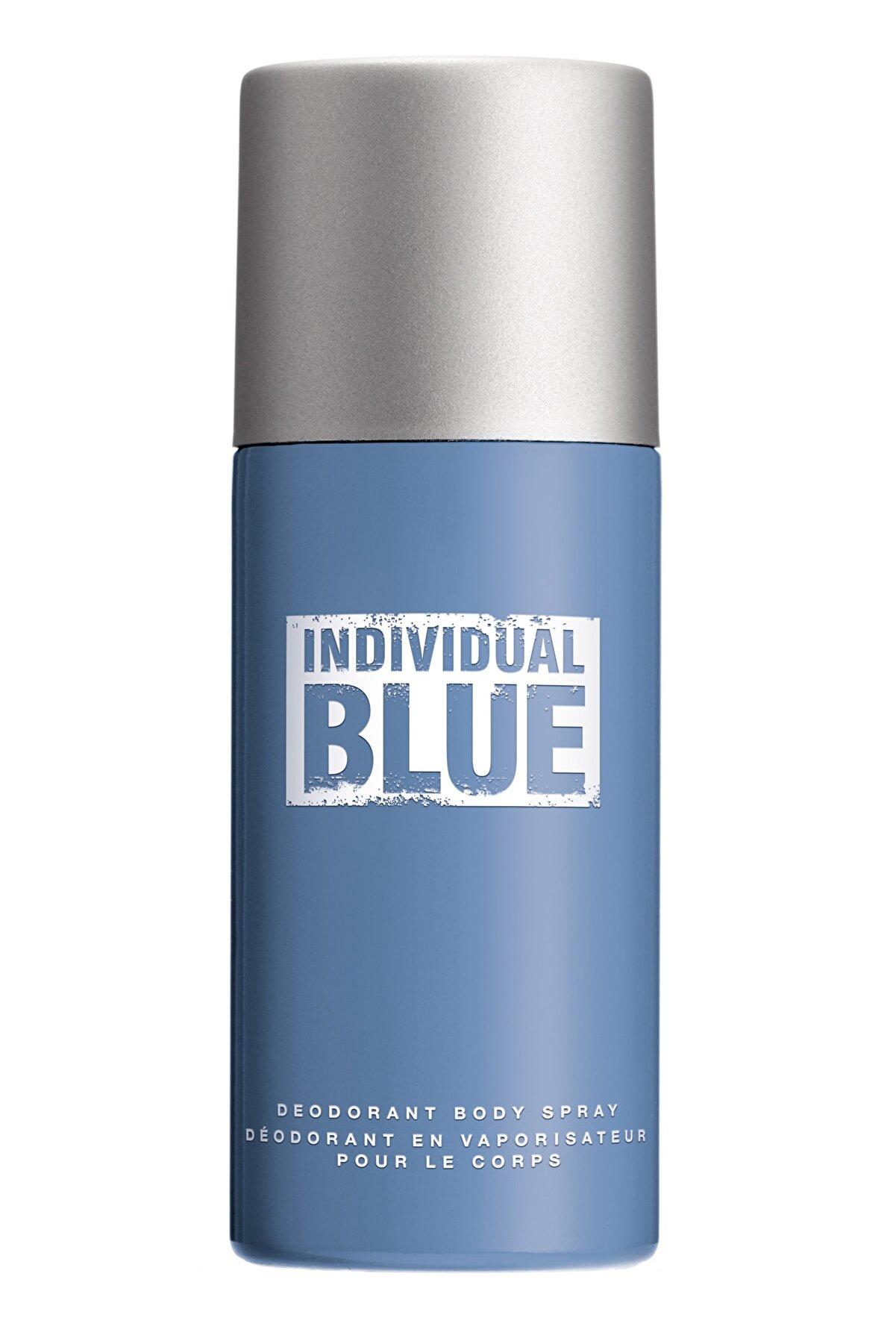Avon Individual Blue Erkek Sprey Deodorant 150 ml 8681298920045