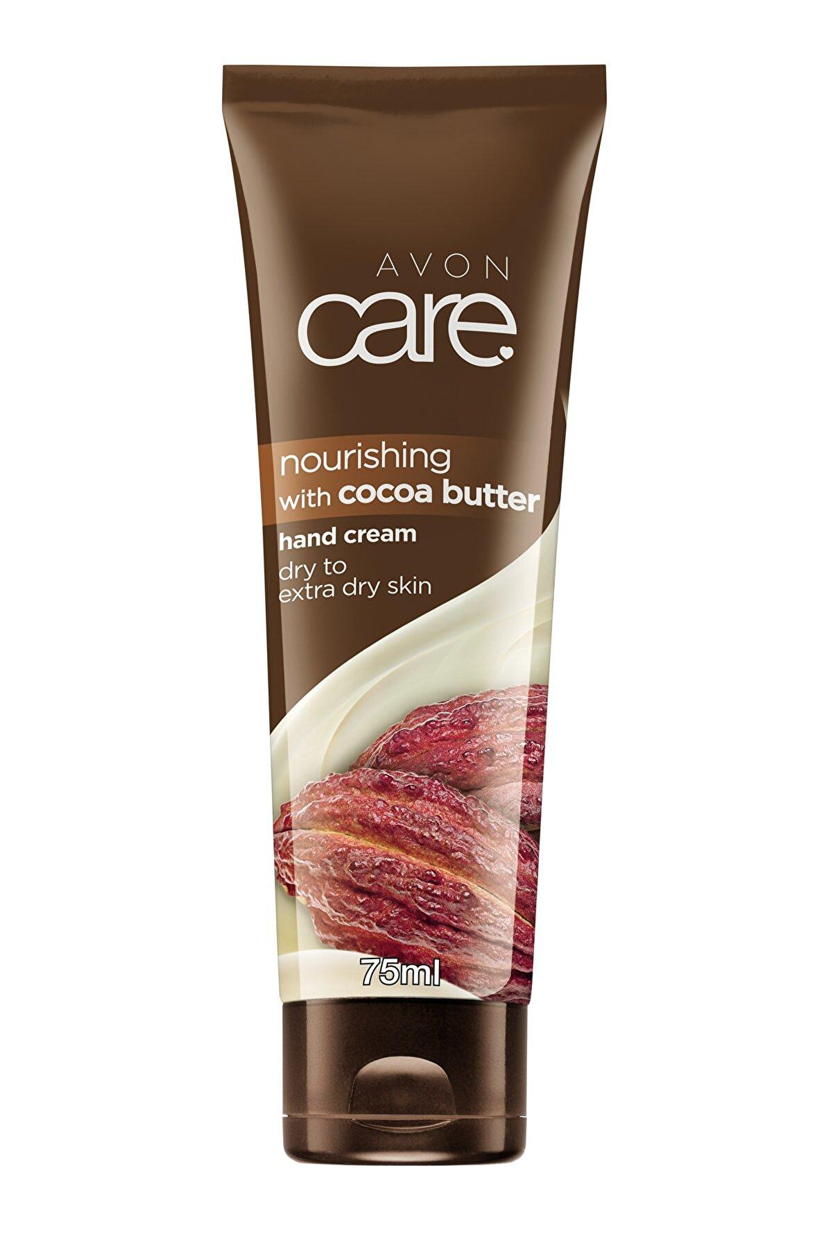 Avon Care Kakao Yağı İçeren El Kremi 75ml