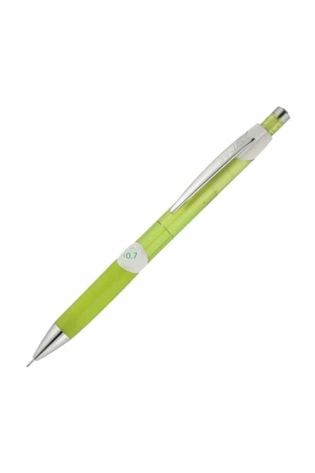 Scrikss Ergo Uçlu Kalem 0.7 - Yeşil