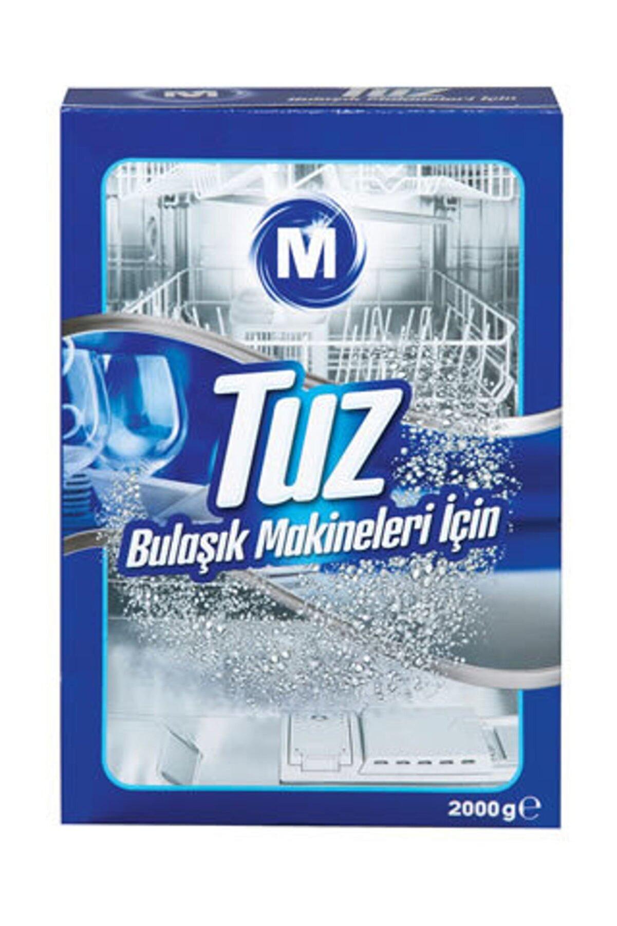 Migros Bulaşık Makinesi Tuzu - 2 kg