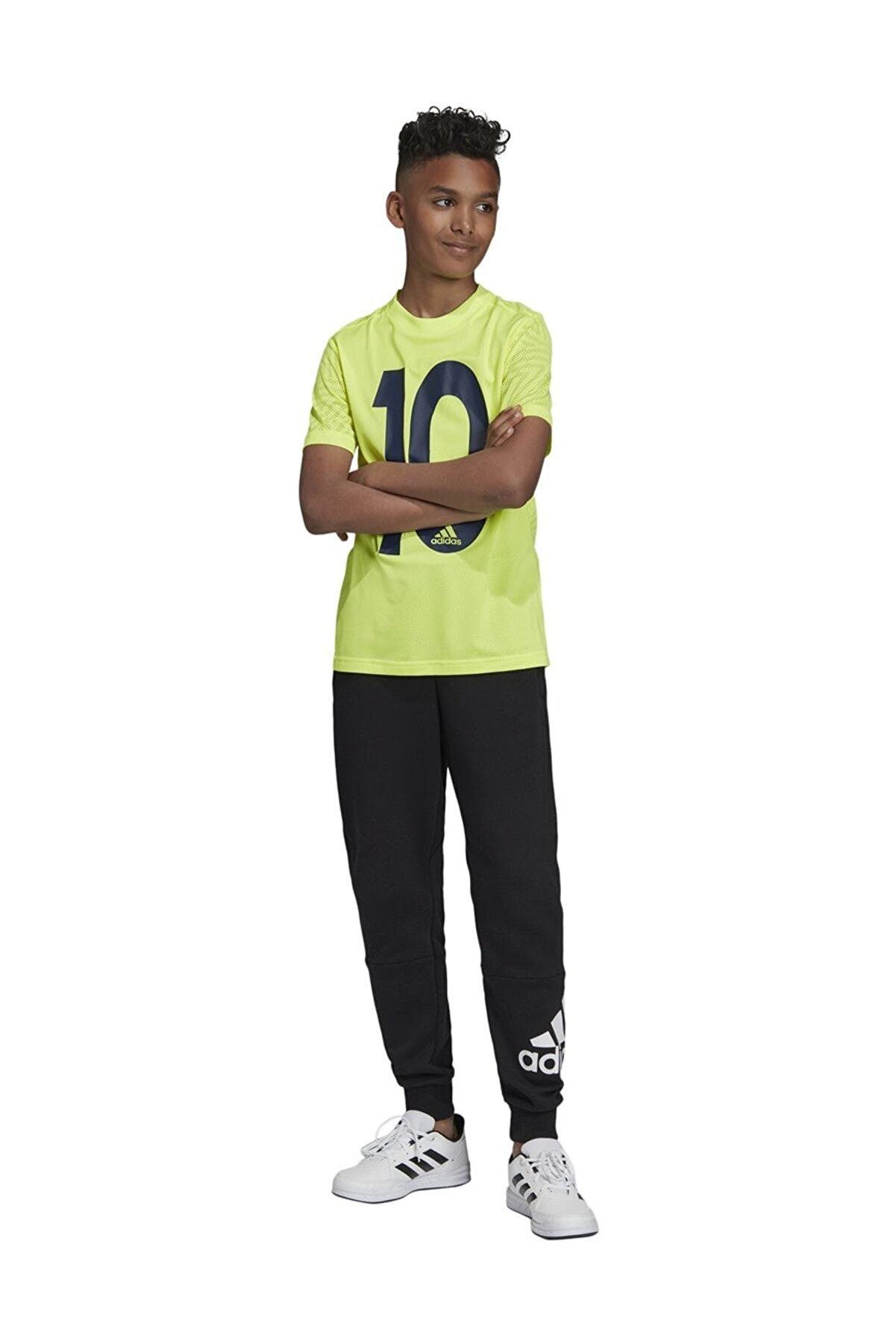 adidas Yb M Icon Jer Dv1318 Erkek Çocuk Tişört
