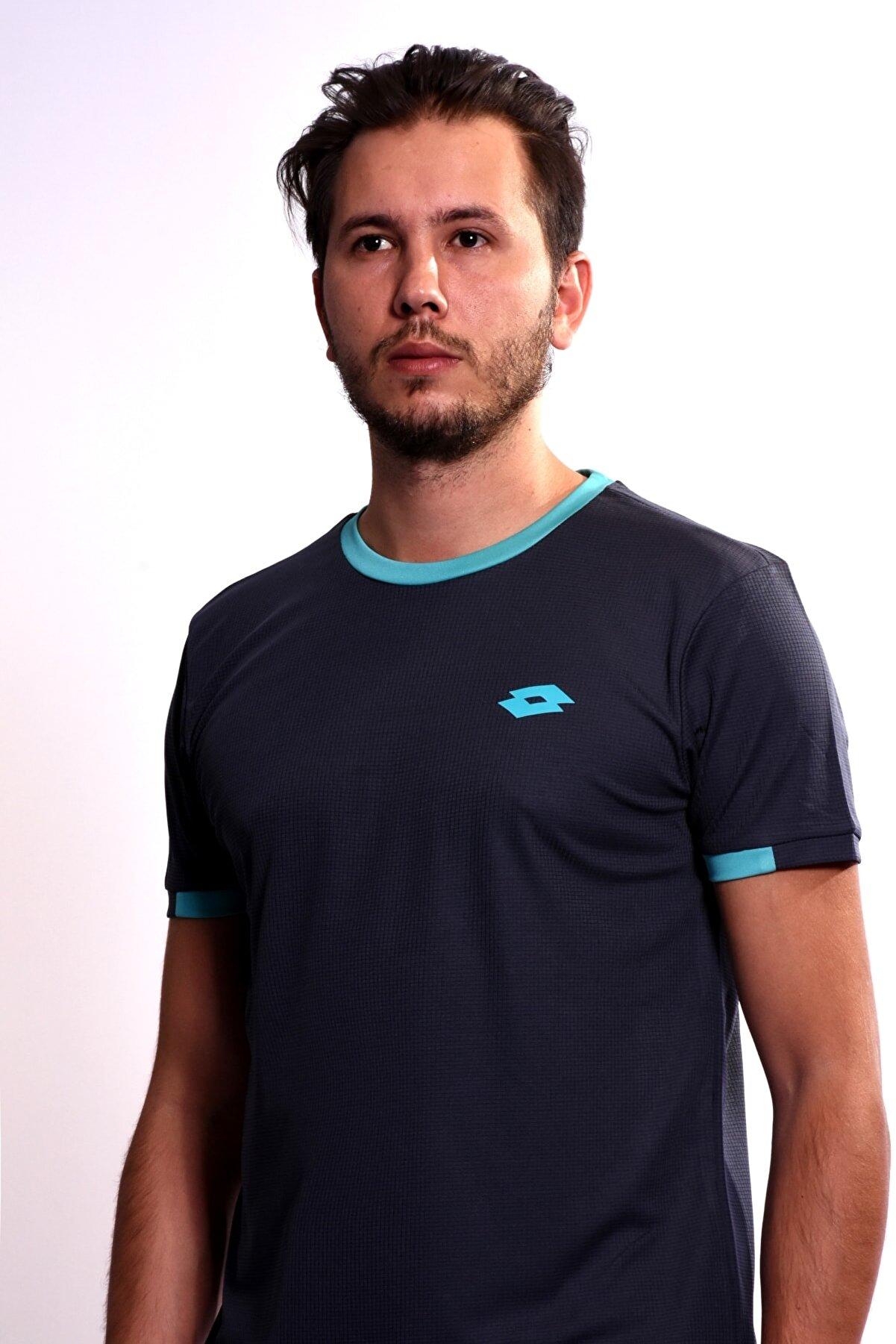 Lotto Erkek Spor T-Shirt - R3693