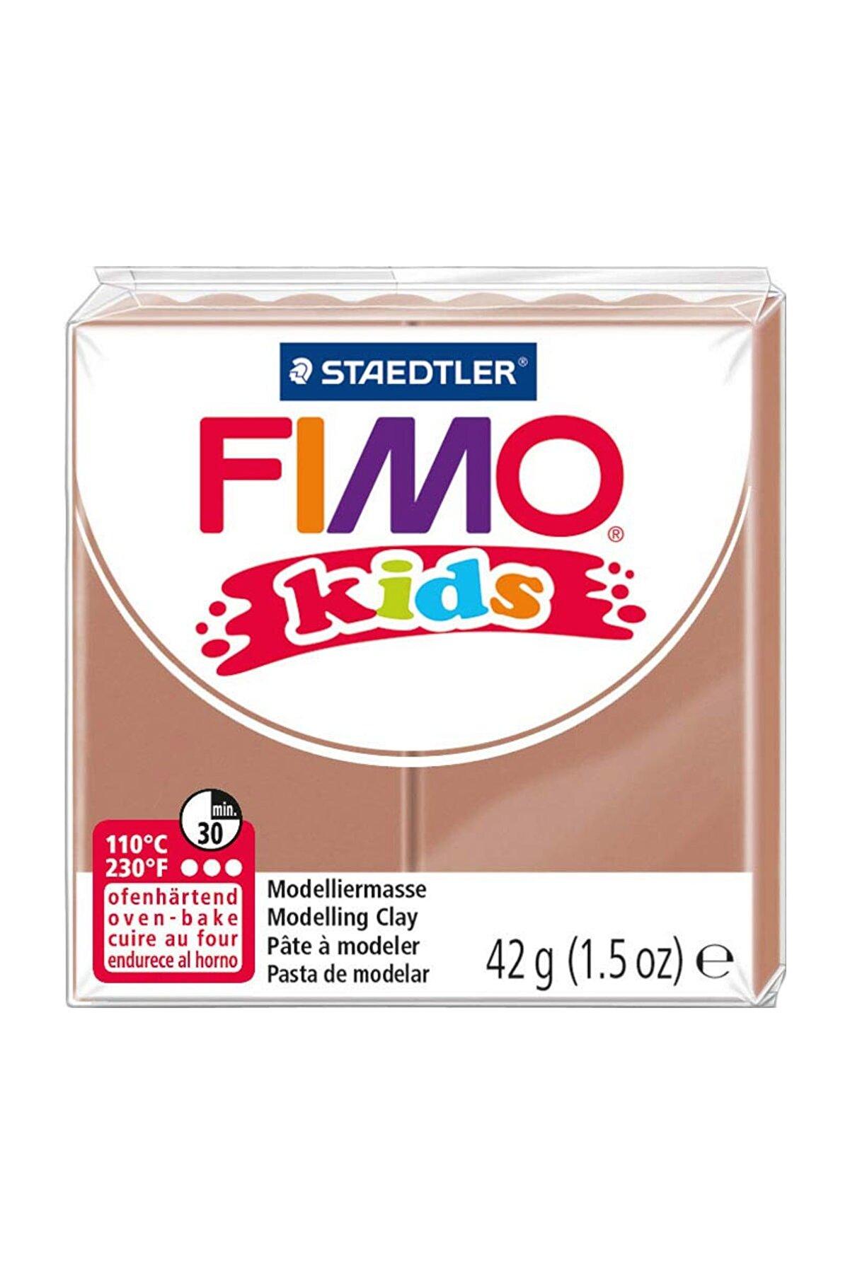 Staedtler Fimo Kids Polimer Kil 42Gr. Brown