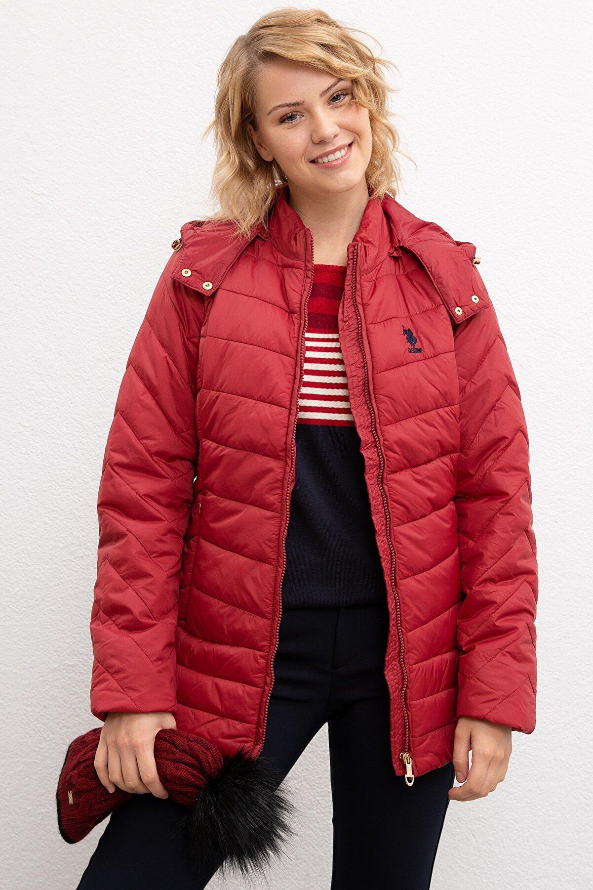 US Polo Assn Kadın Mont G082GL0MS.000.829690