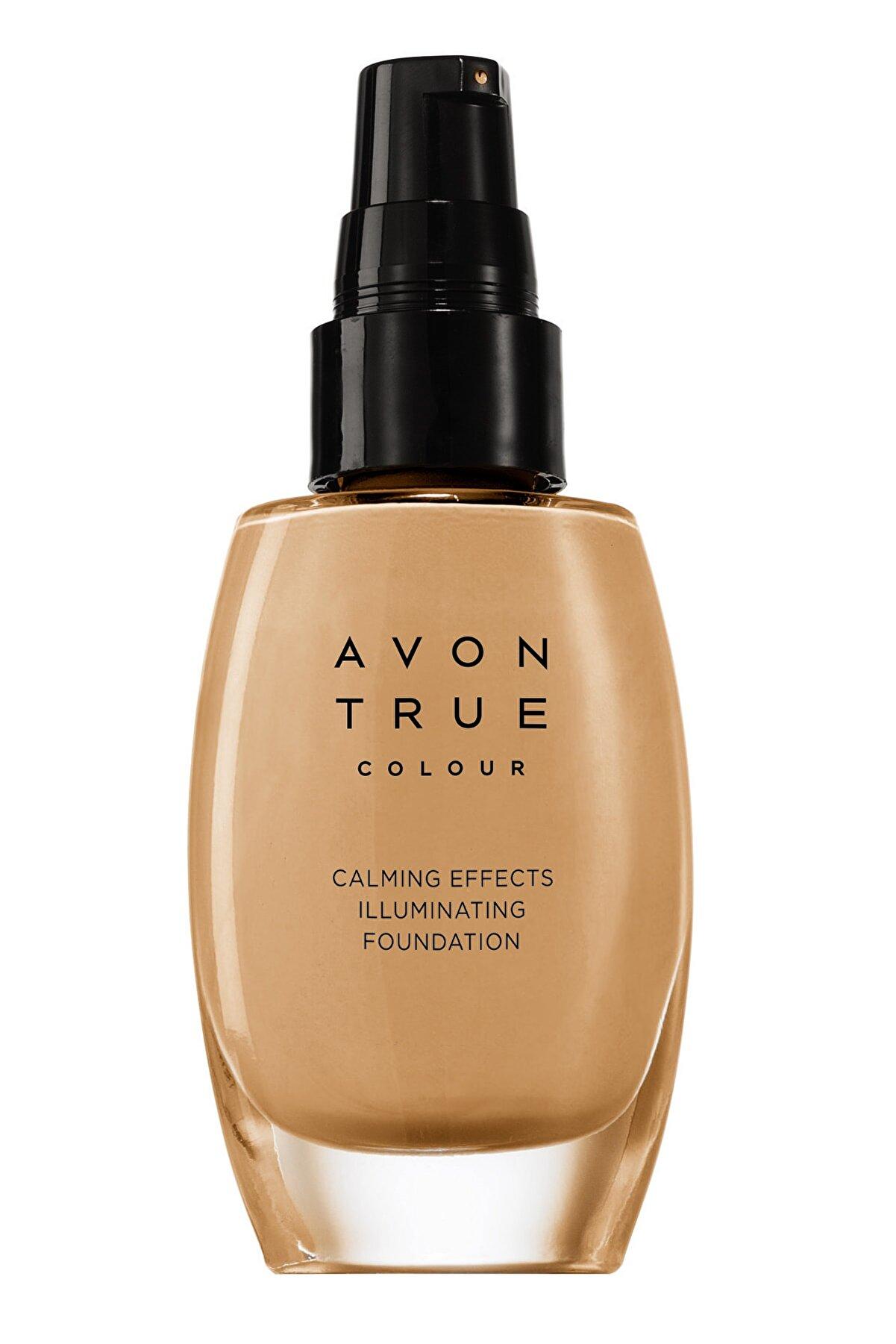 Avon Işıltı Veren Fondöten - Calming Effects Illuminating Foundation Cream 30 ml 8681298930297